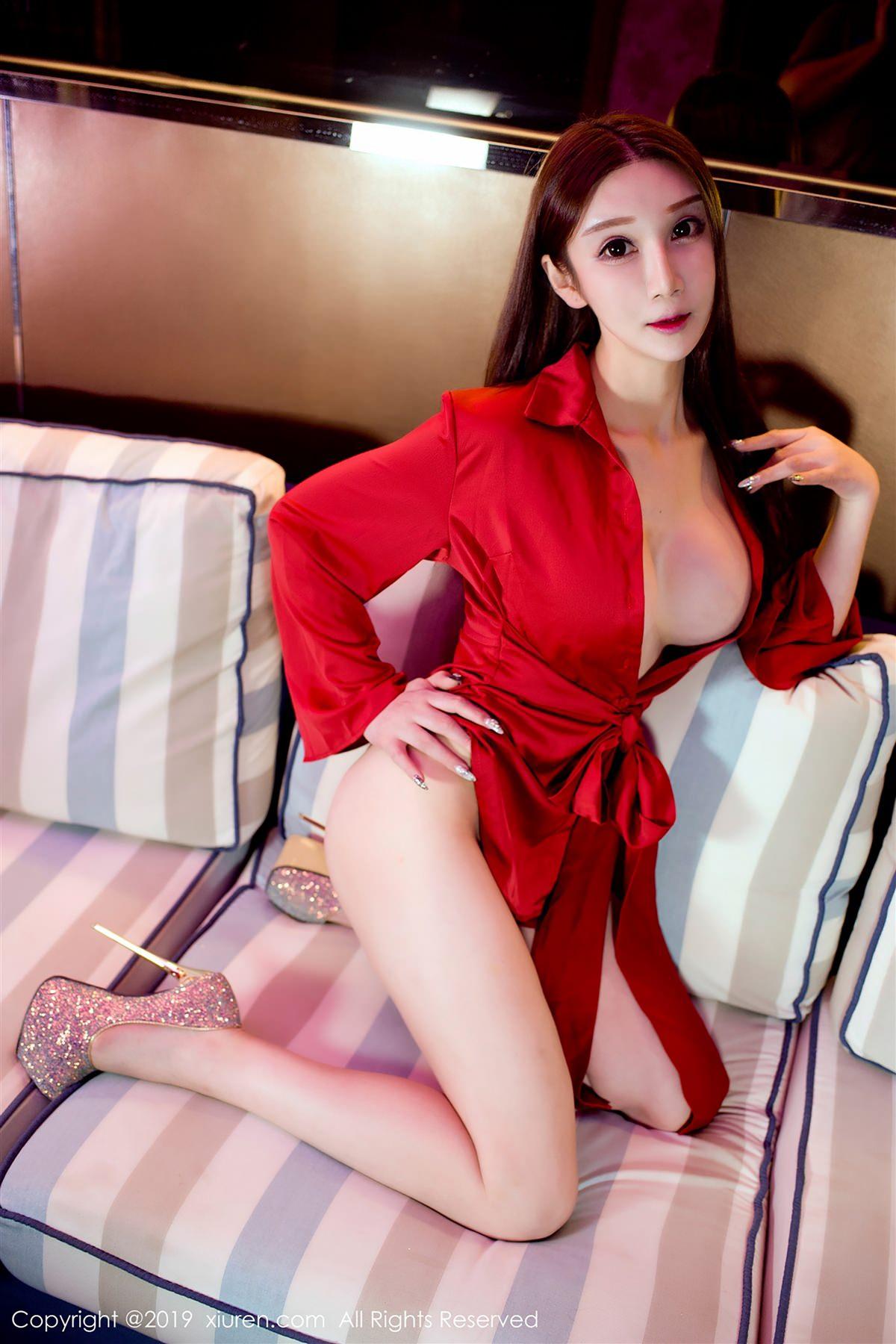 XiuRen No.1337 34P, Li Mi Er, Xiuren