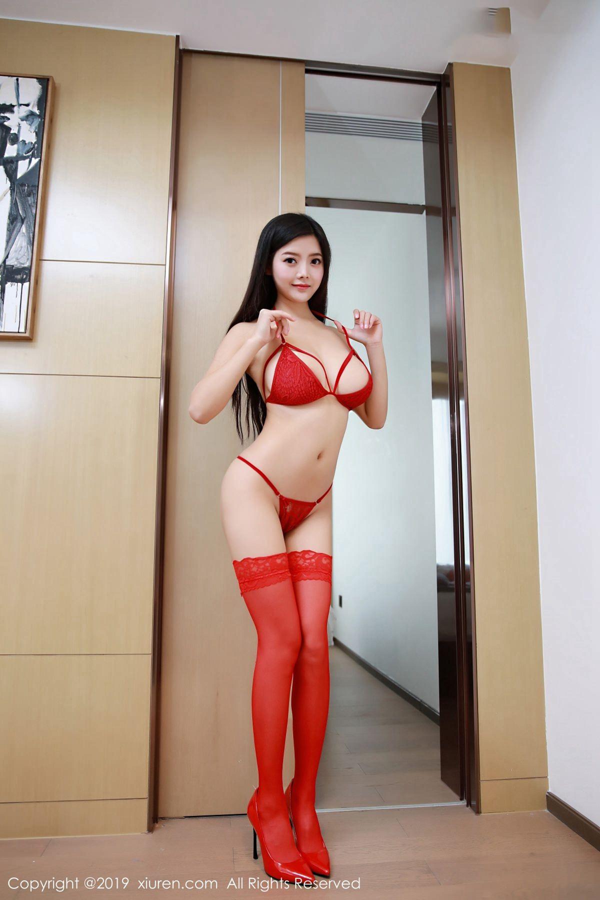 XiuRen No.1338 16P, Lin Mei Hui Zi, Xiuren