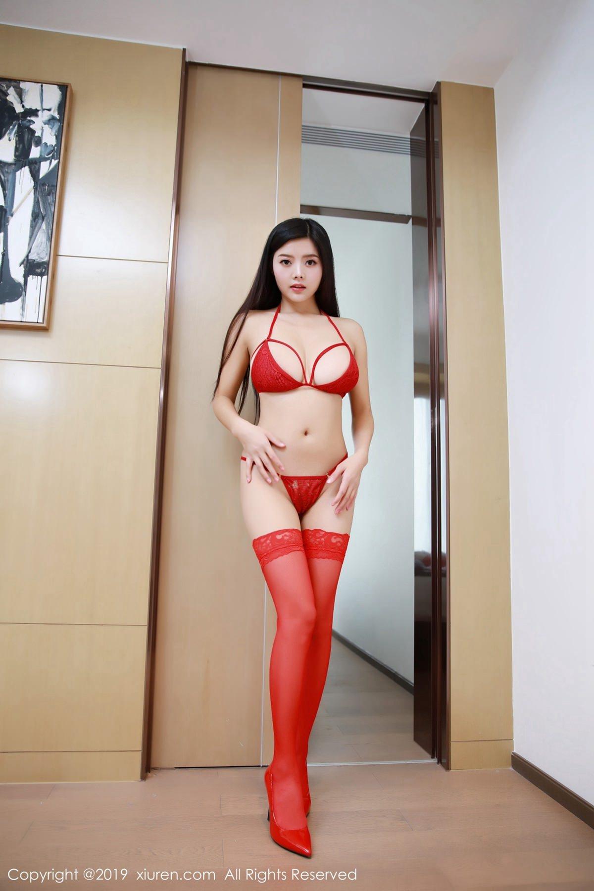 XiuRen No.1338 17P, Lin Mei Hui Zi, Xiuren