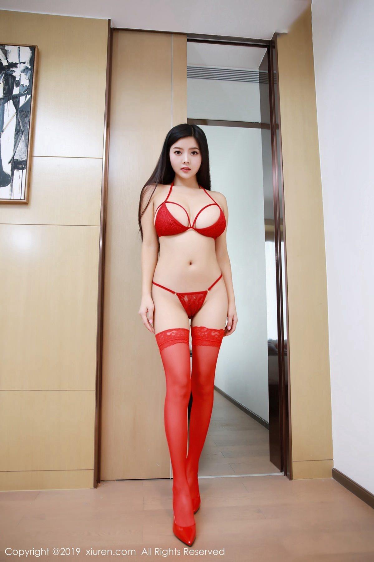 XiuRen No.1338 18P, Lin Mei Hui Zi, Xiuren
