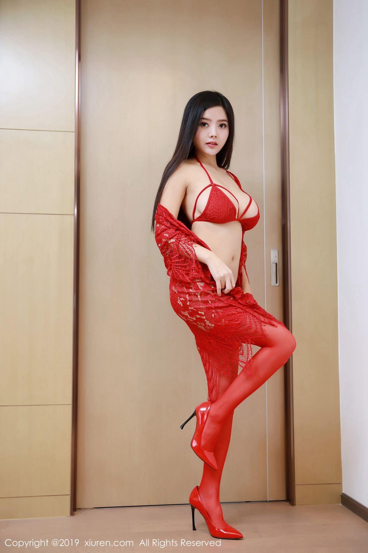 XiuRen No.1338 1P, Lin Mei Hui Zi, Xiuren