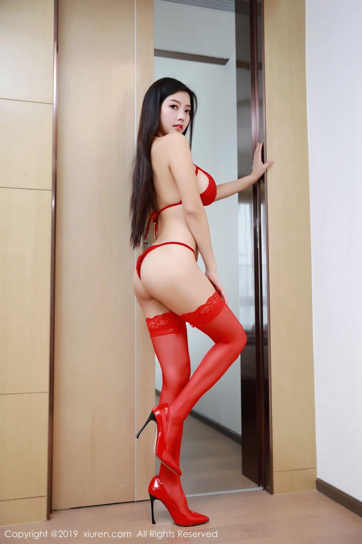 XiuRen No.1338 9P, Lin Mei Hui Zi, Xiuren
