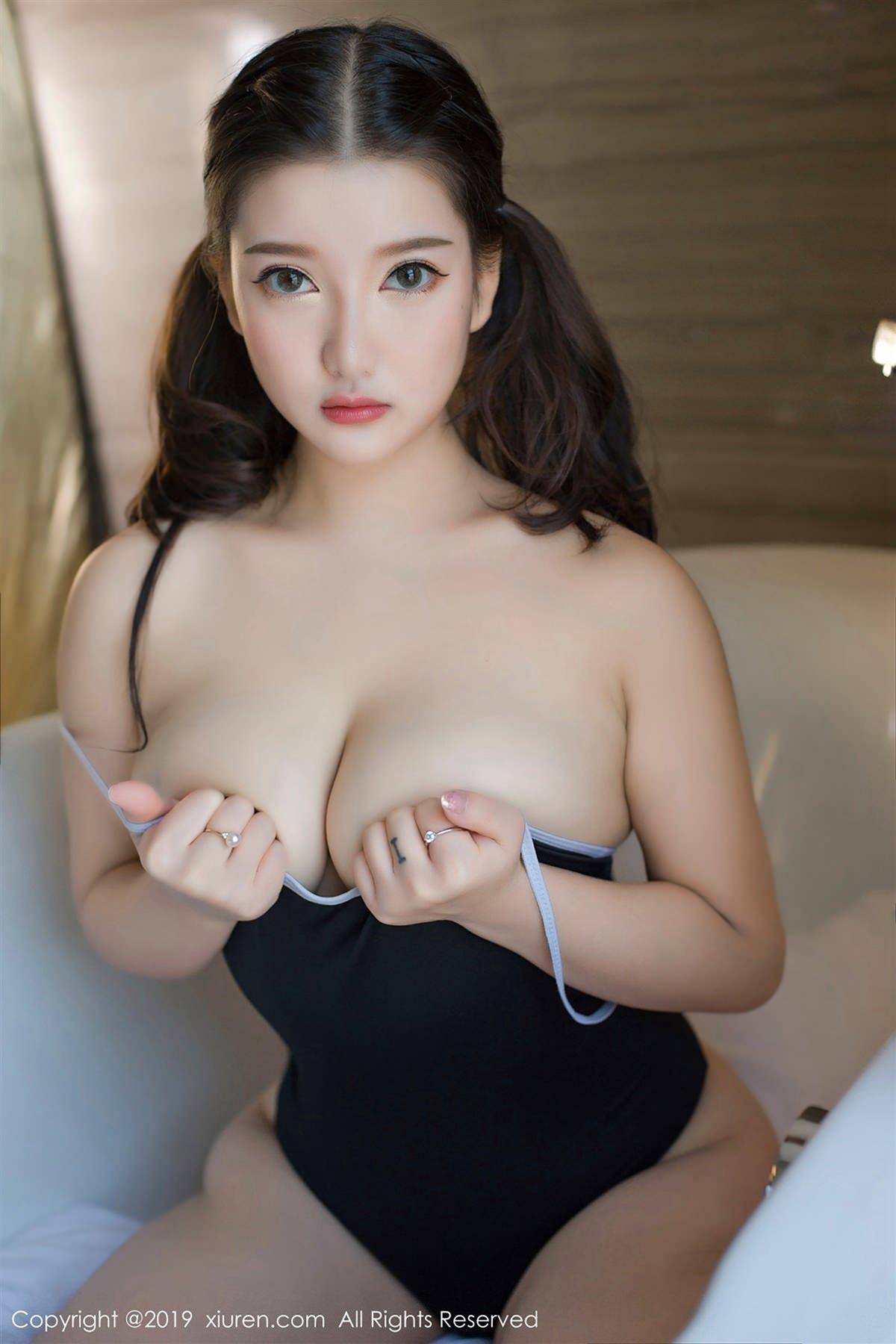 XiuRen No.1340 45P, Lu Lu Xiao Miao, Xiuren