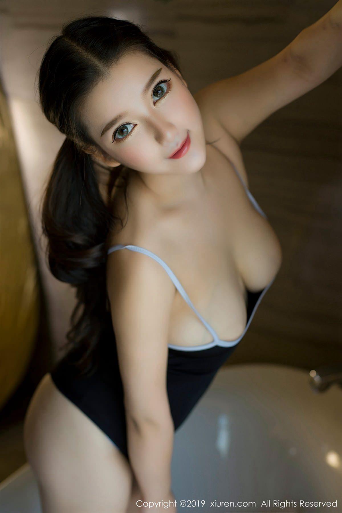 XiuRen No.1340 49P, Lu Lu Xiao Miao, Xiuren