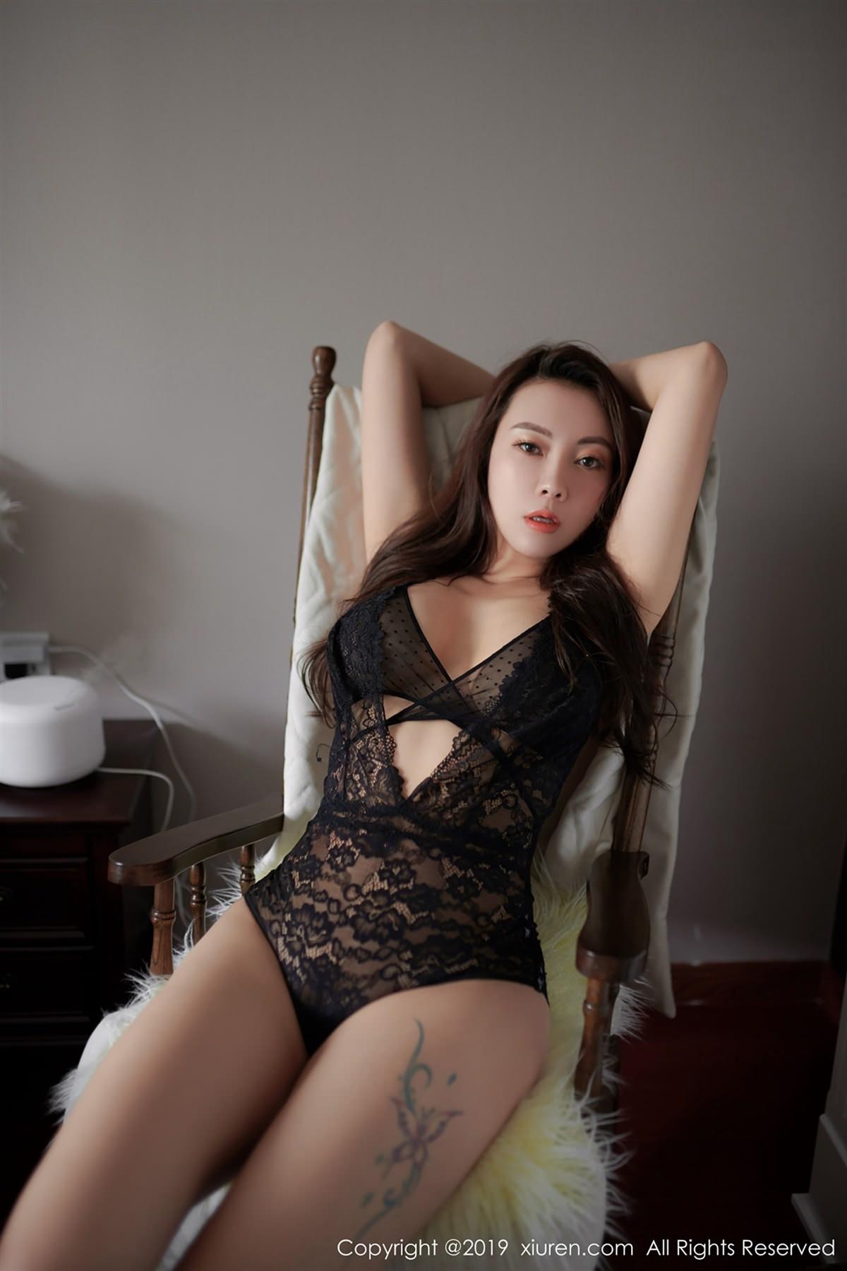 XiuRen No.1341 2P, Song Guo Er, Xiuren
