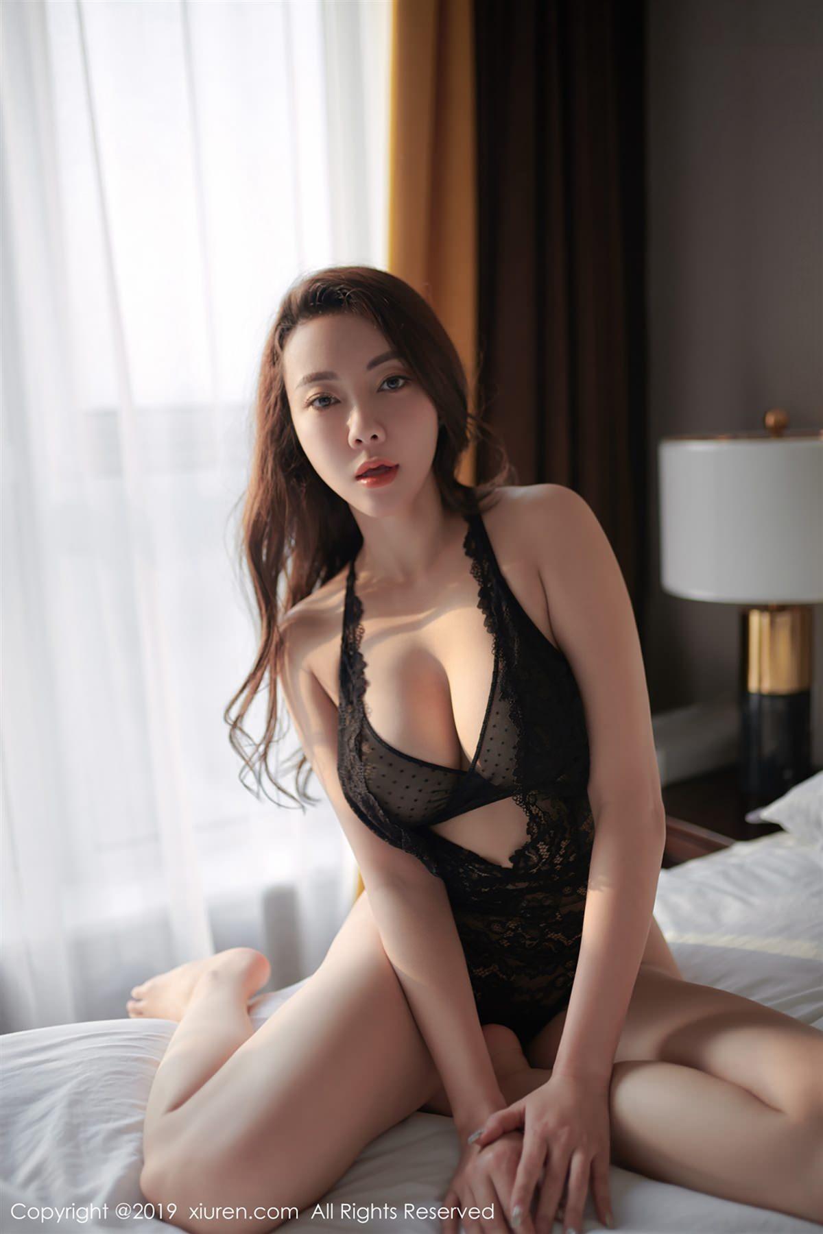 XiuRen No.1341 47P, Song Guo Er, Xiuren