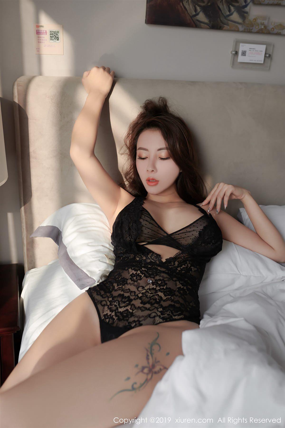 XiuRen No.1341 8P, Song Guo Er, Xiuren
