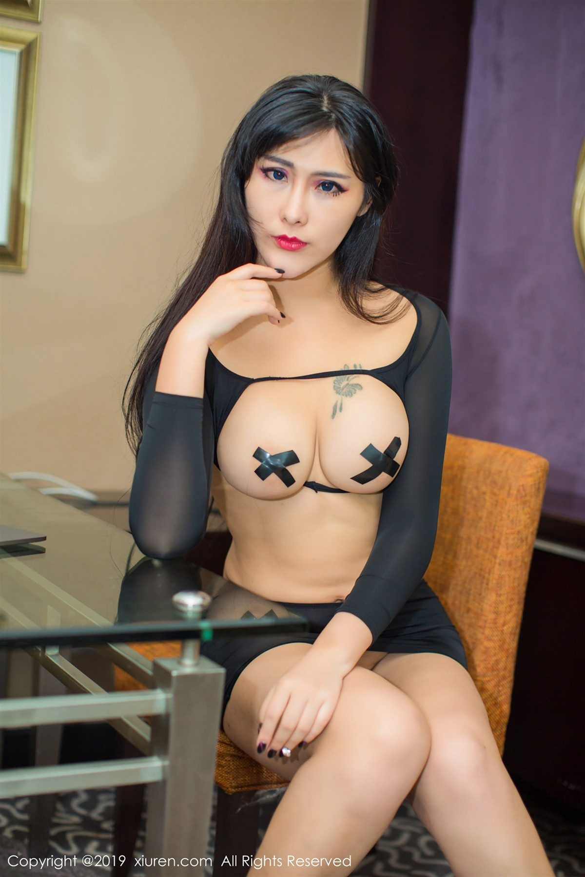 XiuRen No.1342 22P, Meng Hu Li, Xiuren