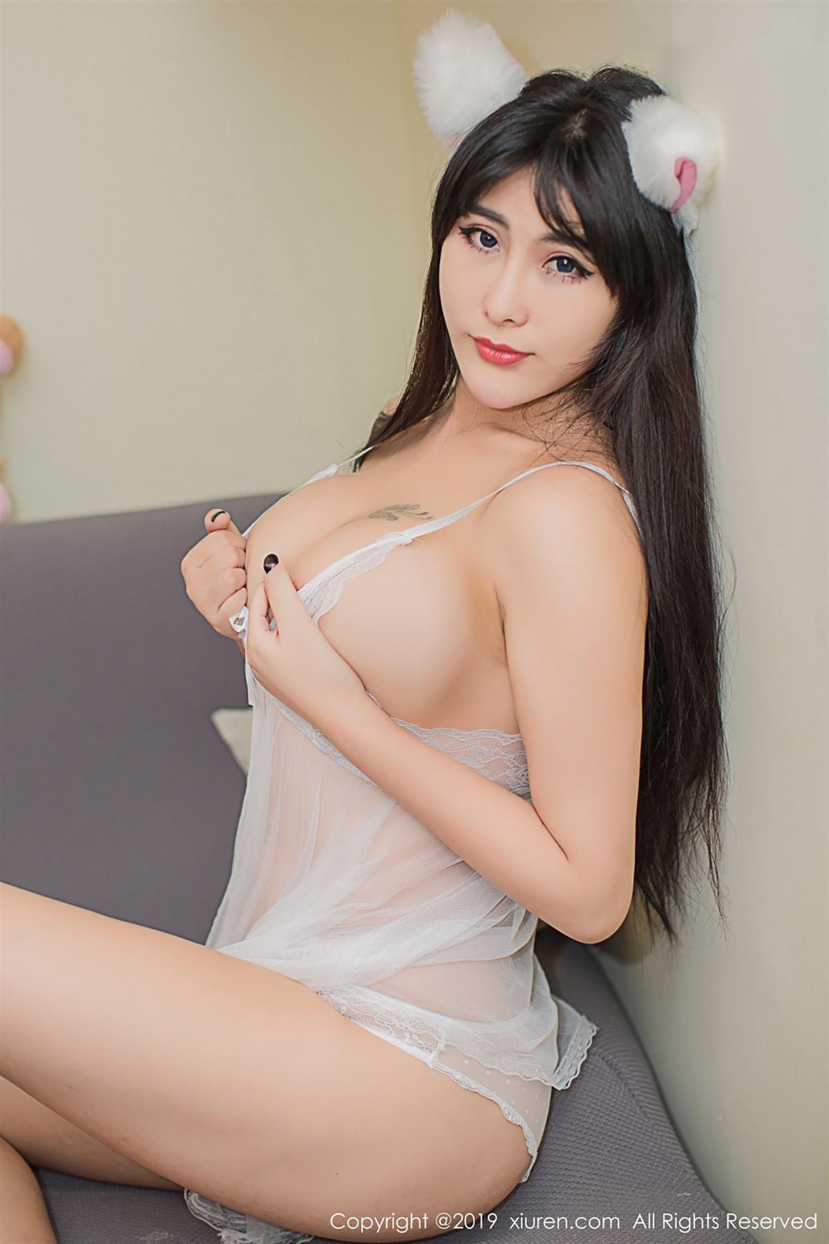 XiuRen No.1342 43P, Meng Hu Li, Xiuren