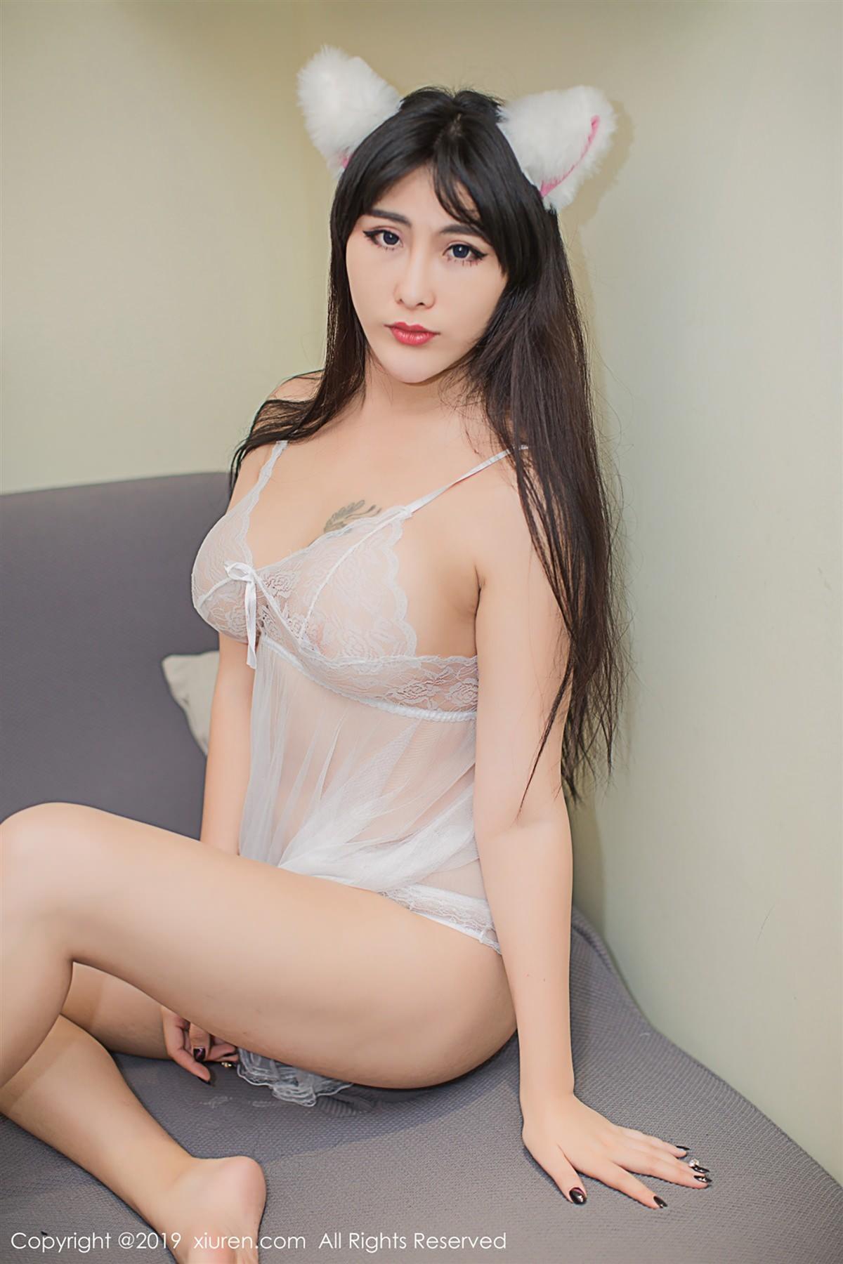 XiuRen No.1342 45P, Meng Hu Li, Xiuren