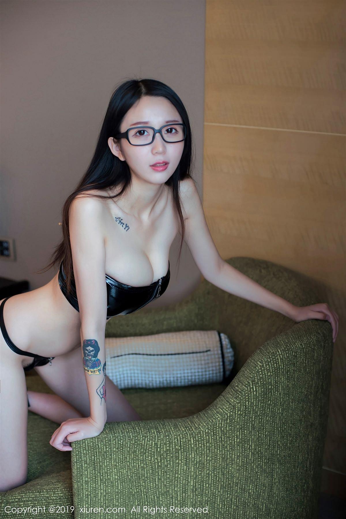 XiuRen No.1343 34P, Bai Mo, Xiuren