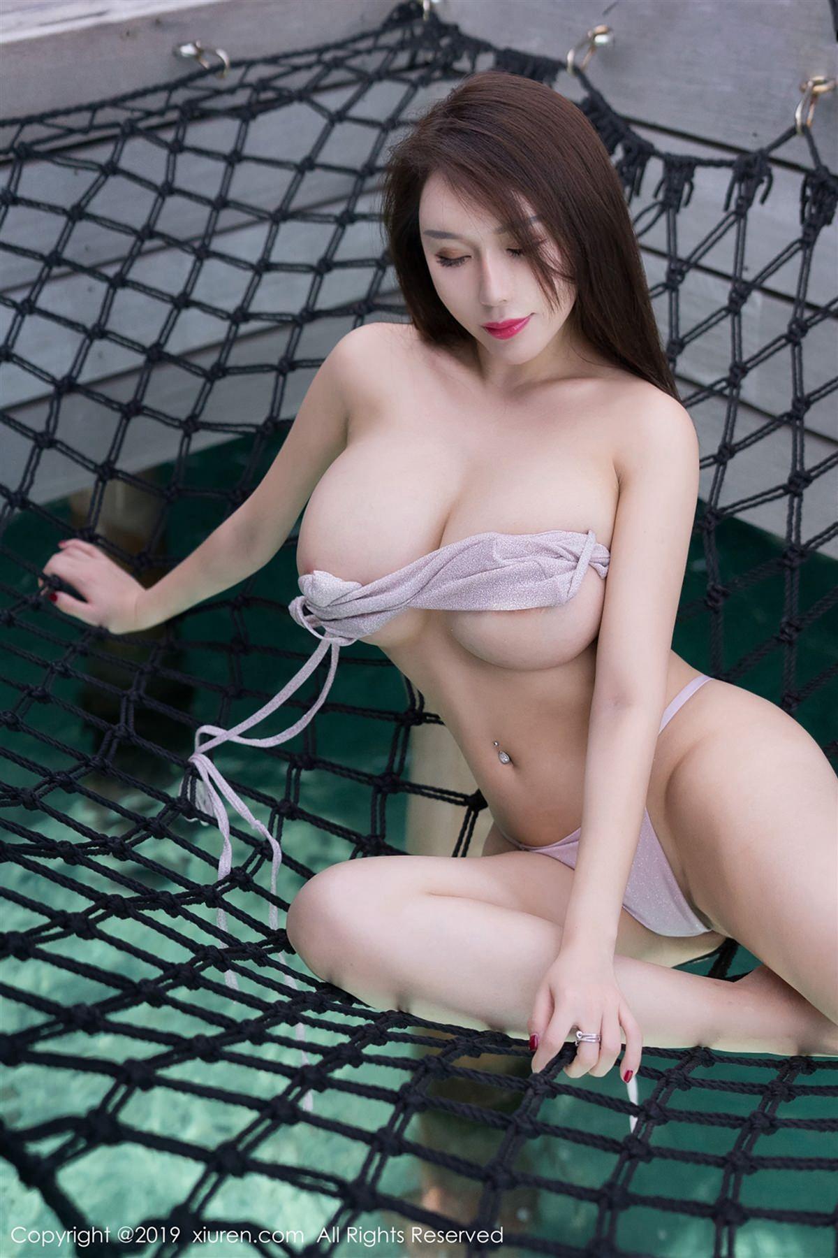 XiuRen No.1344 15P, Egg Younisi, Xiuren