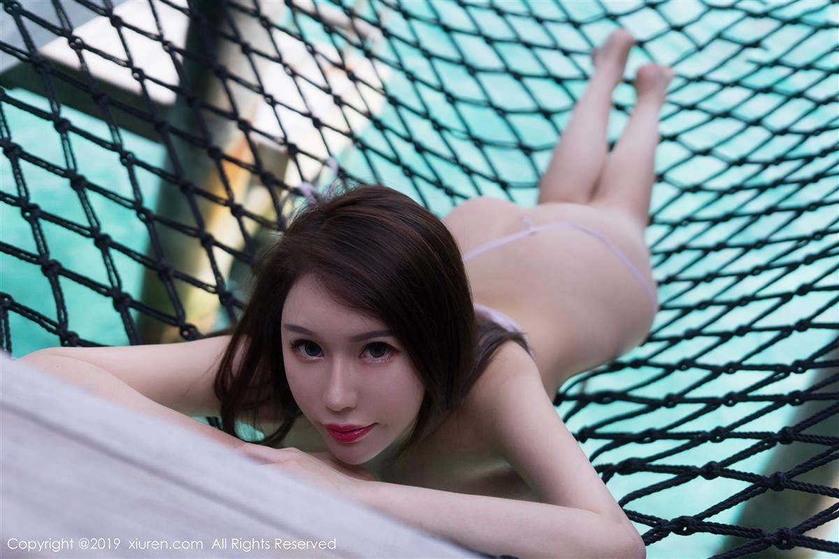 XiuRen No.1344 19P, Egg Younisi, Xiuren