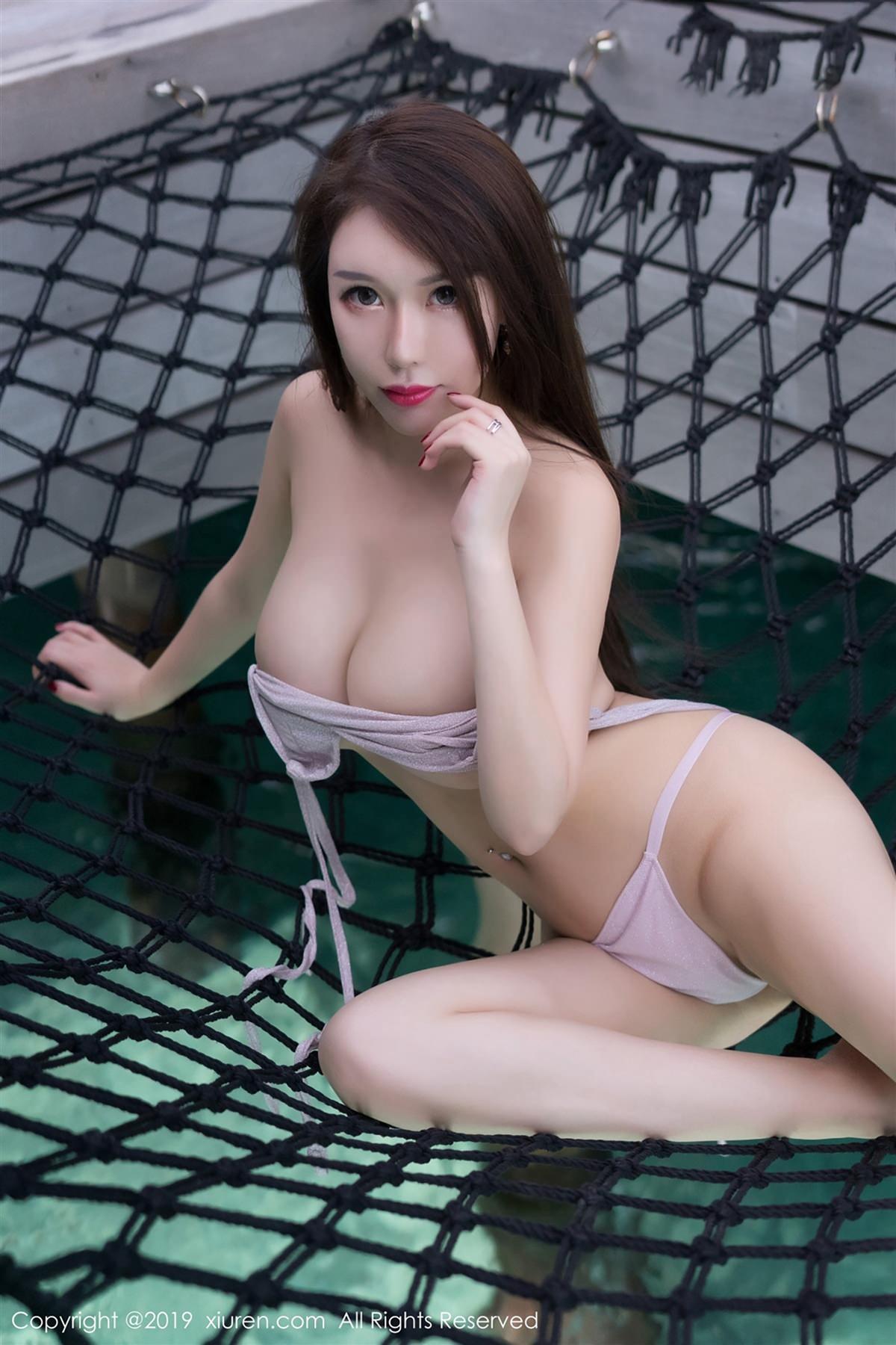 XiuRen No.1344 5P, Egg Younisi, Xiuren