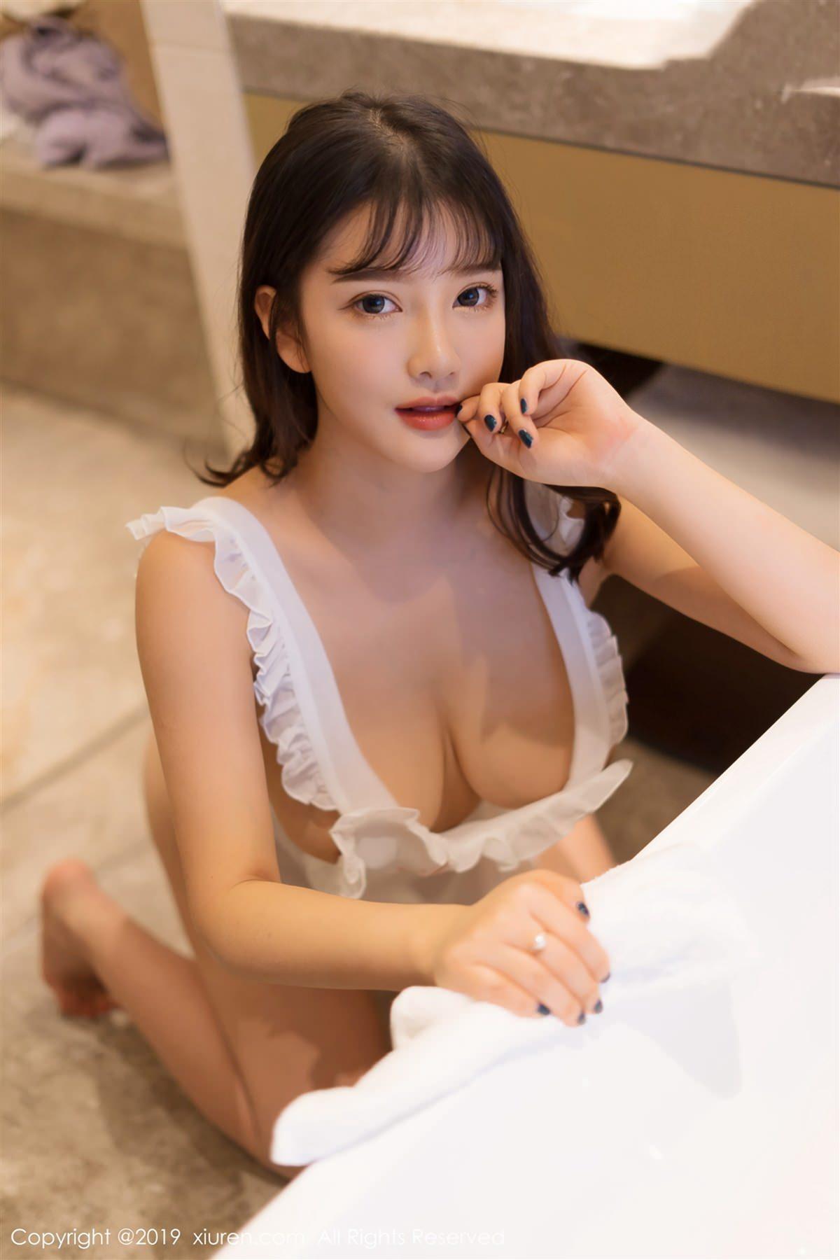 XiuRen No.1346 6P, Lu Lu Xiao Miao, Xiuren
