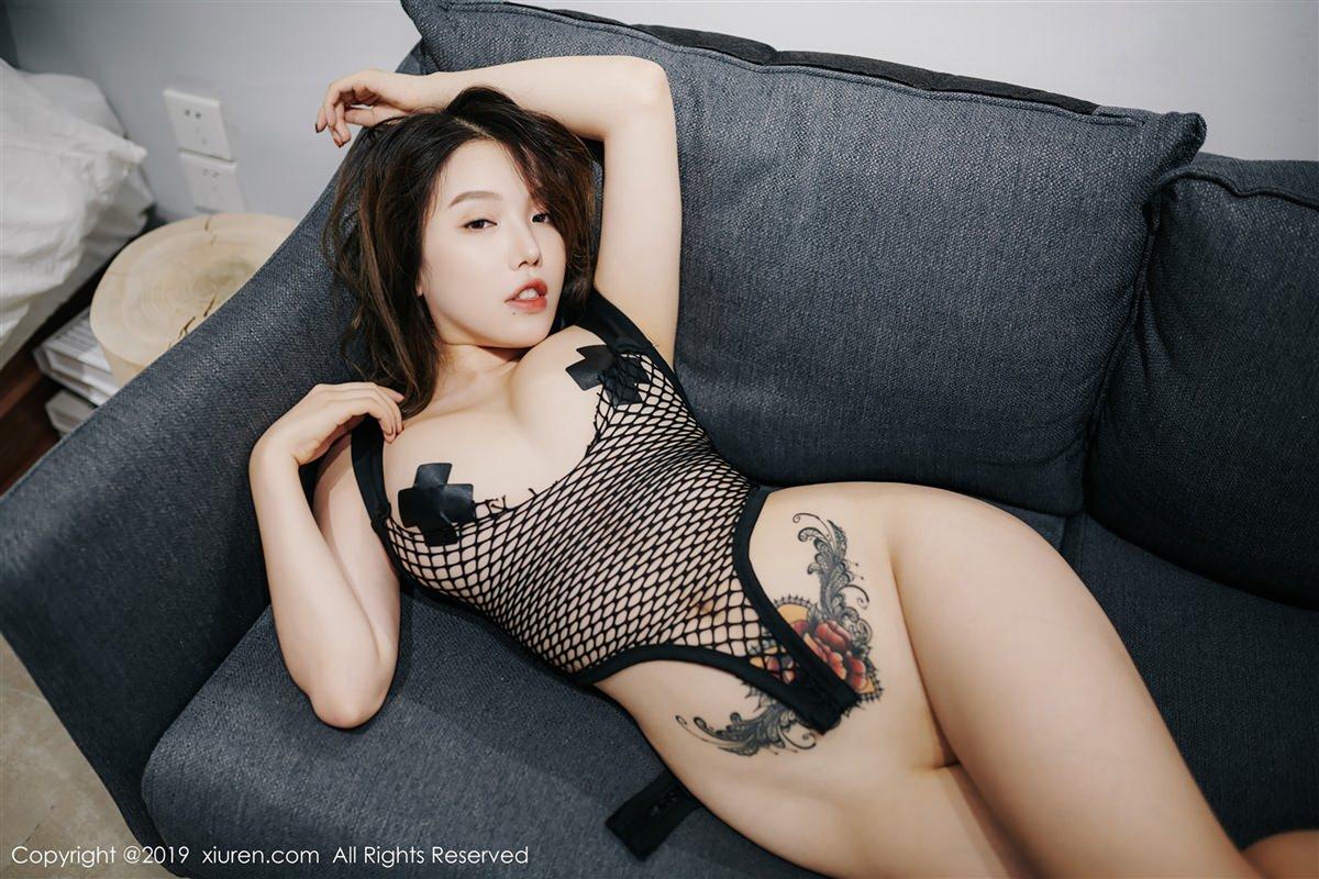 XiuRen No.1348 19P, Huang Le Ran, Xiuren