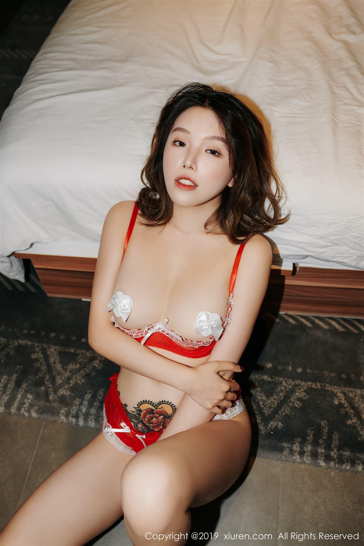 XiuRen No.1348 27P, Huang Le Ran, Xiuren
