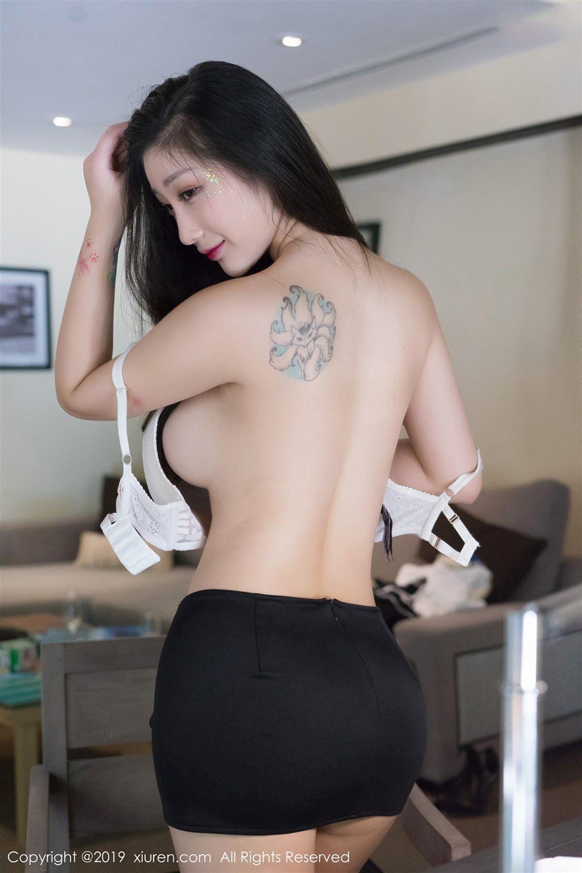 XiuRen No.1349 4P, Da Ji Toxic, Xiuren