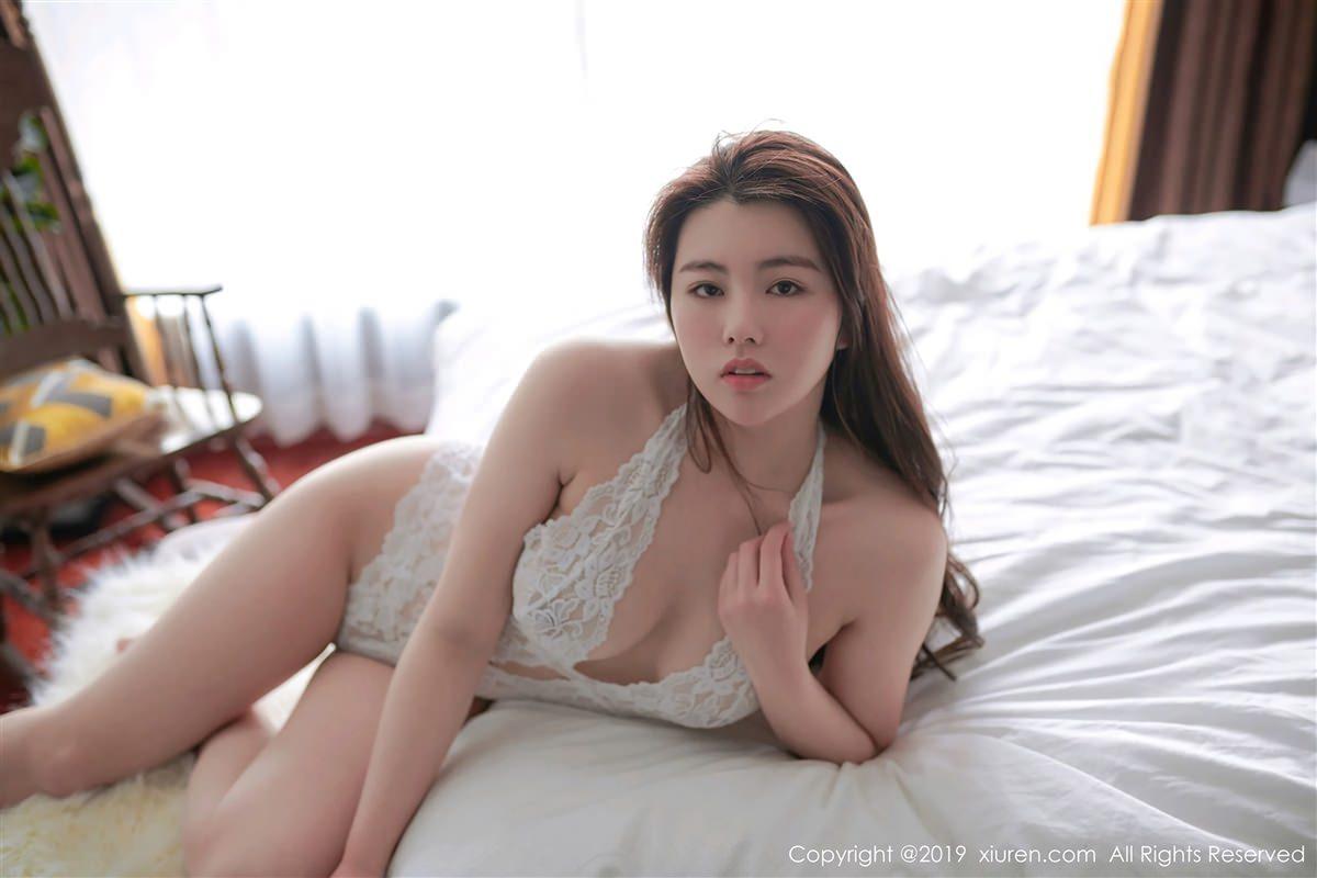 XiuRen No.1356 2P, Na Lu Selena, Xiuren