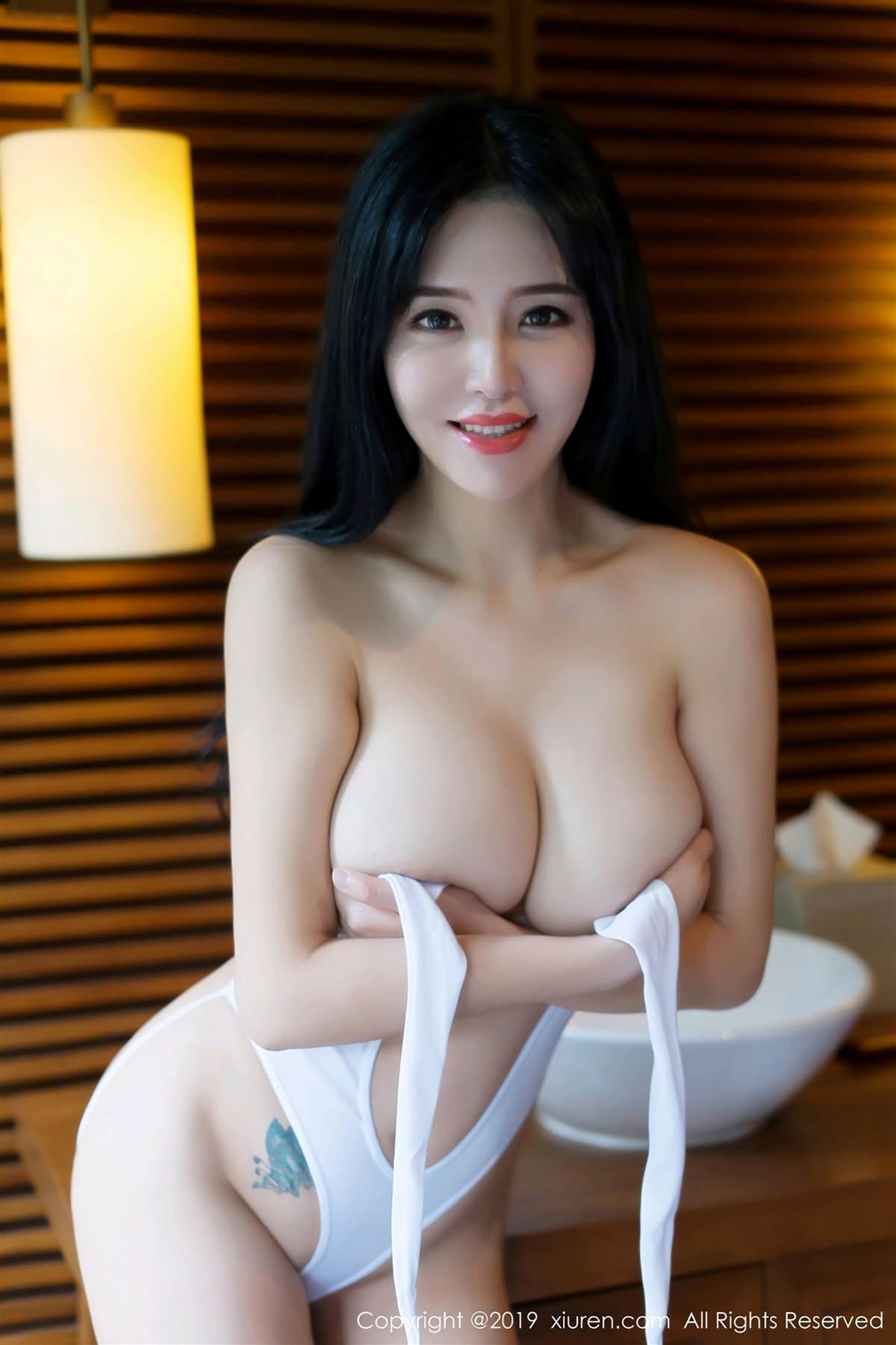 XiuRen No.1360 3P, Liu Yu Er, Xiuren
