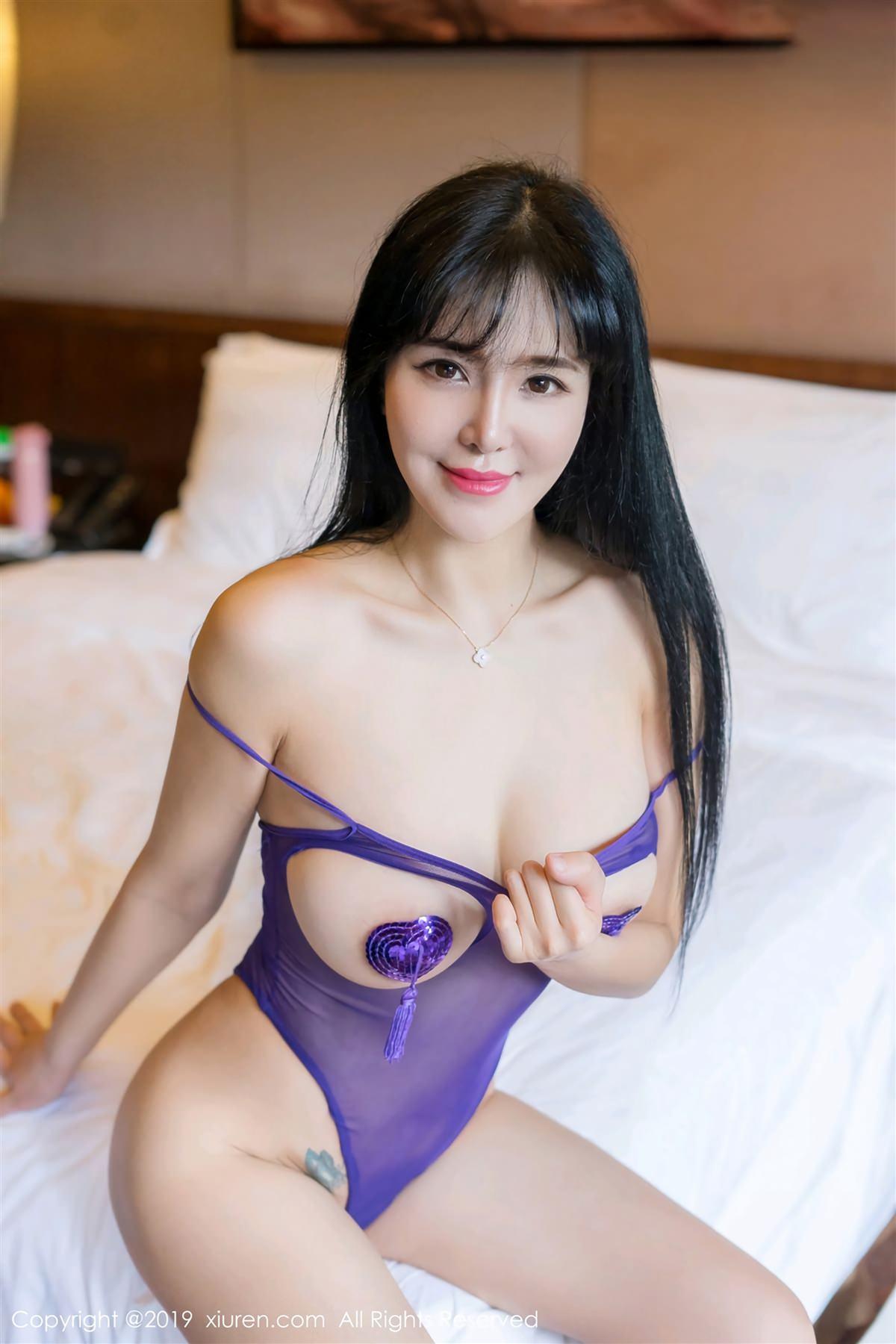 XiuRen No.1360 44P, Liu Yu Er, Xiuren