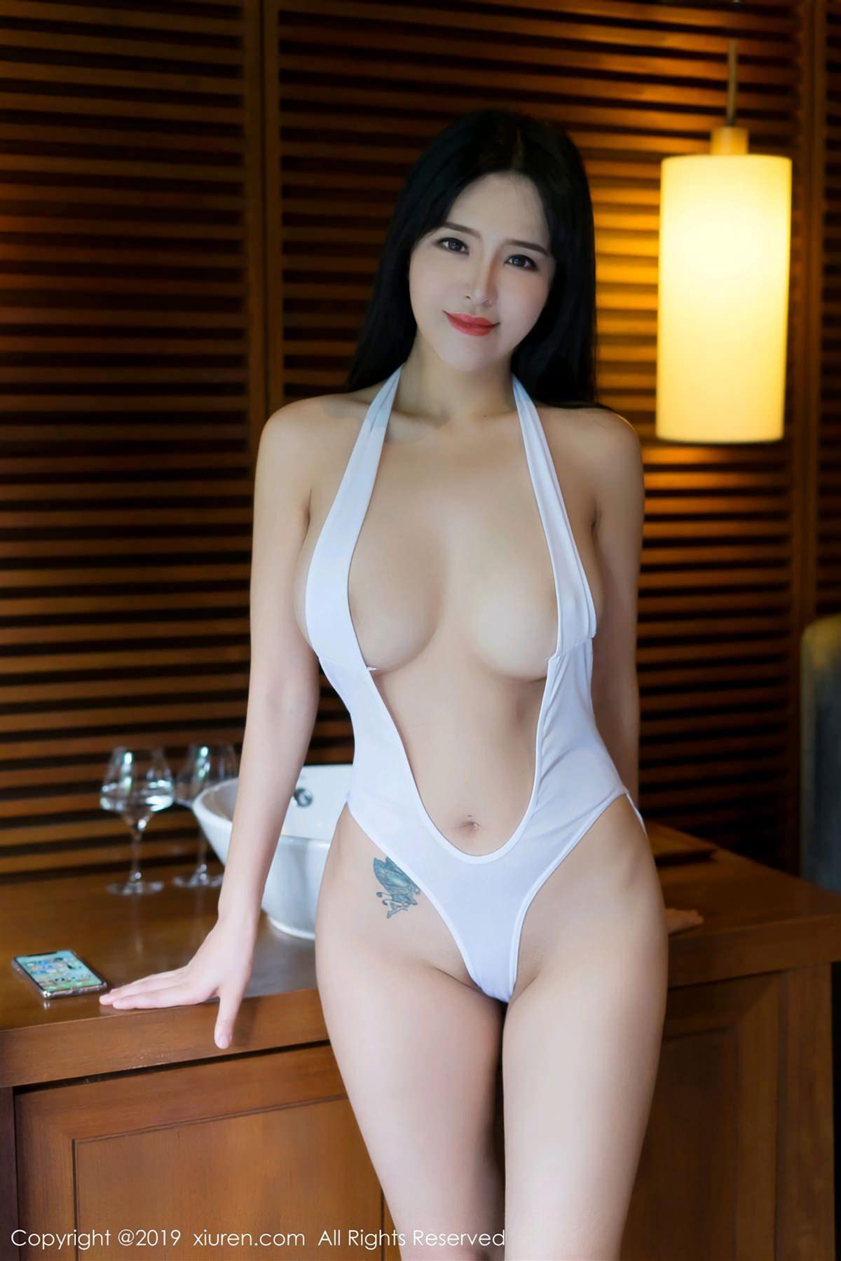 XiuRen No.1360 4P, Liu Yu Er, Xiuren