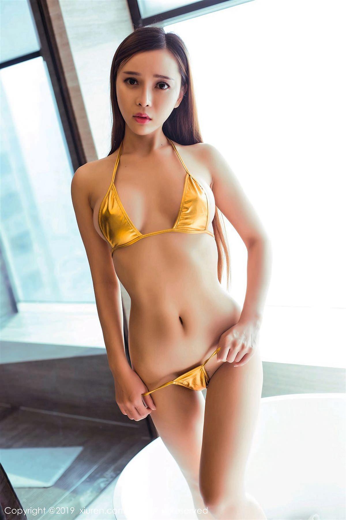 XiuRen No.1364 17P, Ai Xiao Qing, Xiuren