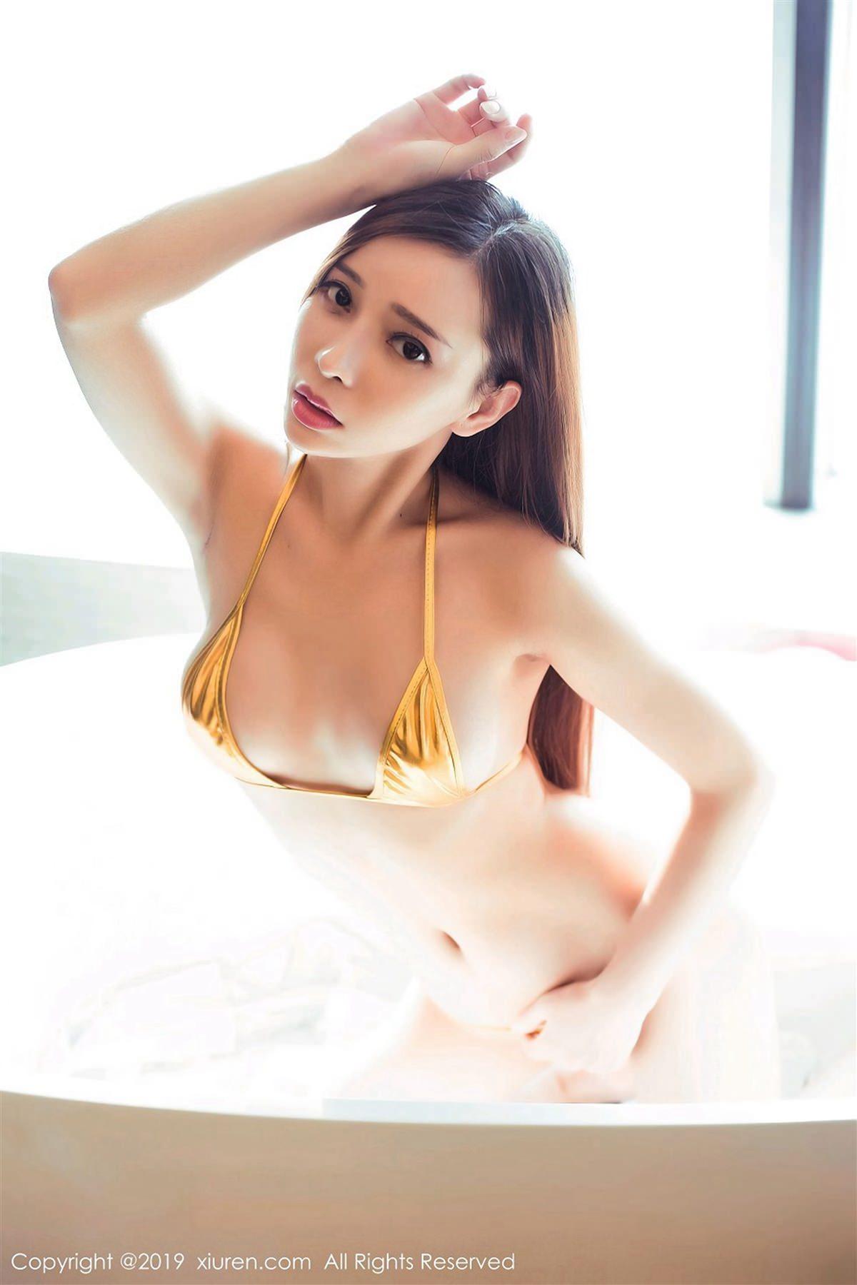 XiuRen No.1364 42P, Ai Xiao Qing, Xiuren