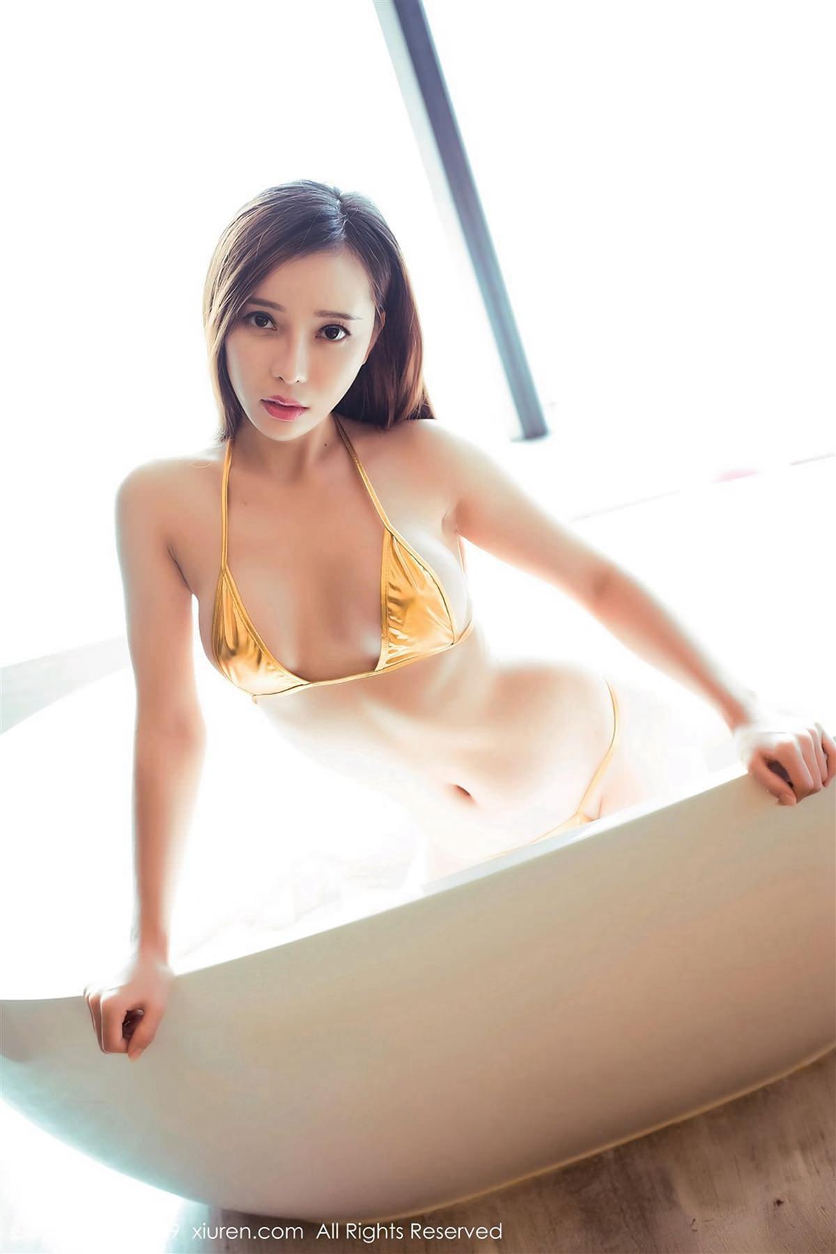 XiuRen No.1364 43P, Ai Xiao Qing, Xiuren