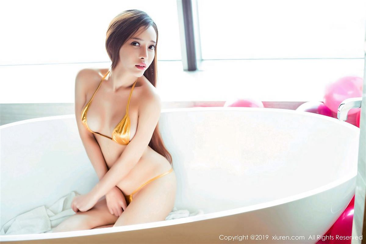 XiuRen No.1364 9P, Ai Xiao Qing, Xiuren