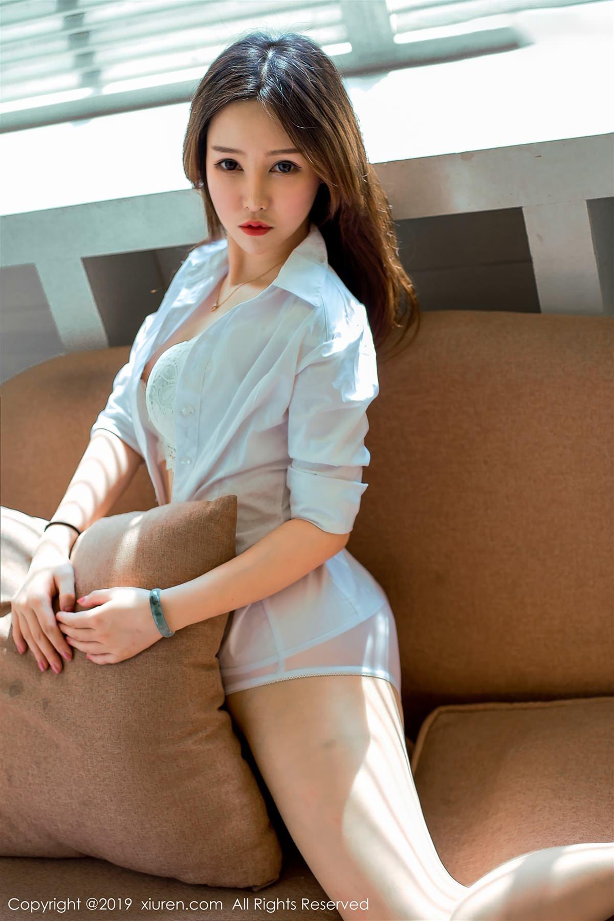 XiuRen No.1370 27P, Qing Cheng, Xiuren