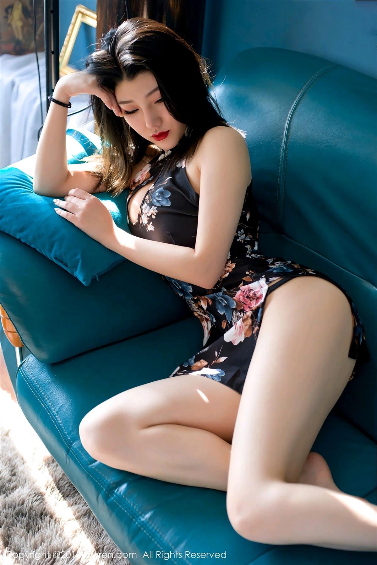 XiuRen No.1379 9P, Nuo Nuo, Xiuren