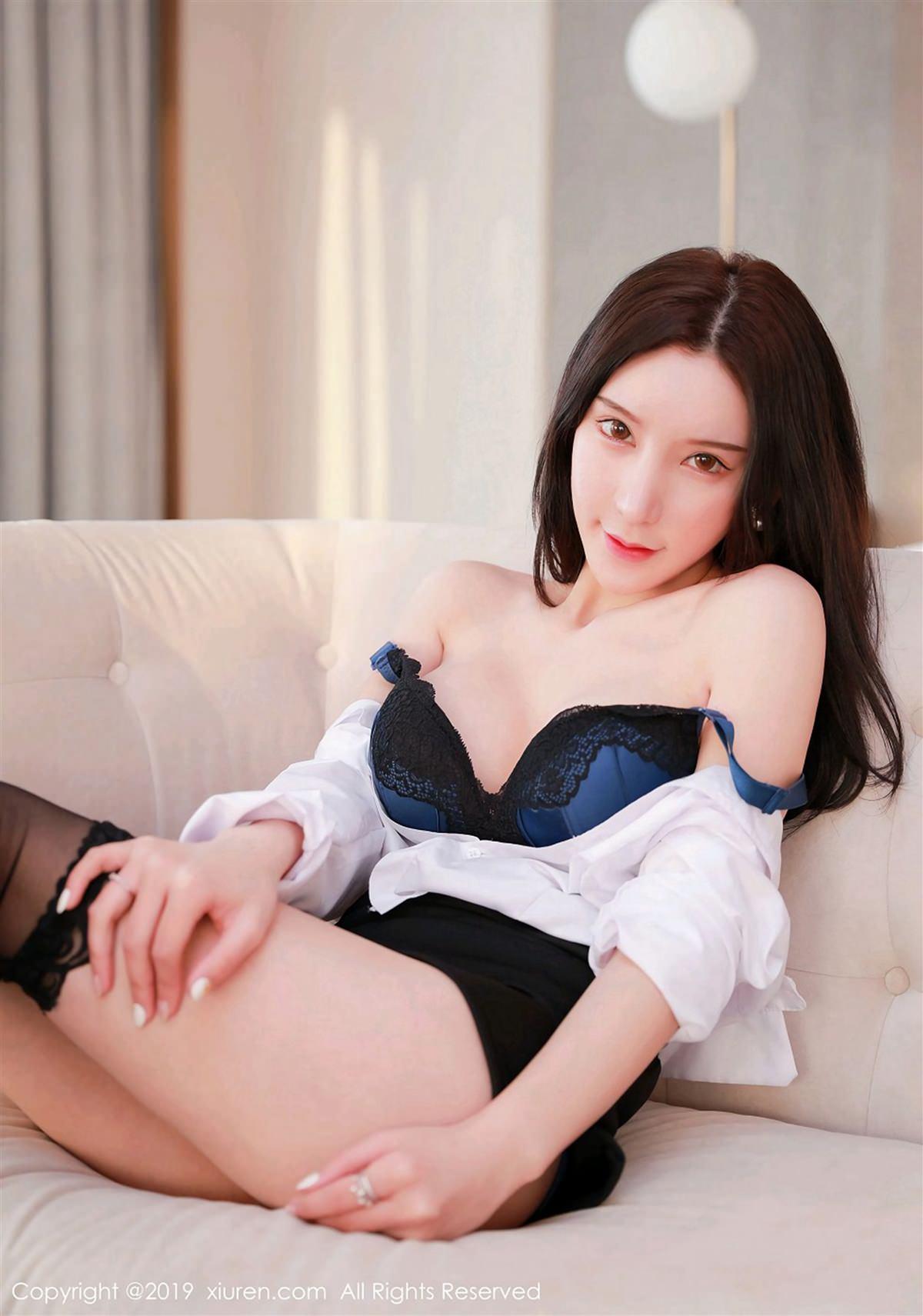XiuRen No.1381 18P, Xiuren, Zhou Yu Xi