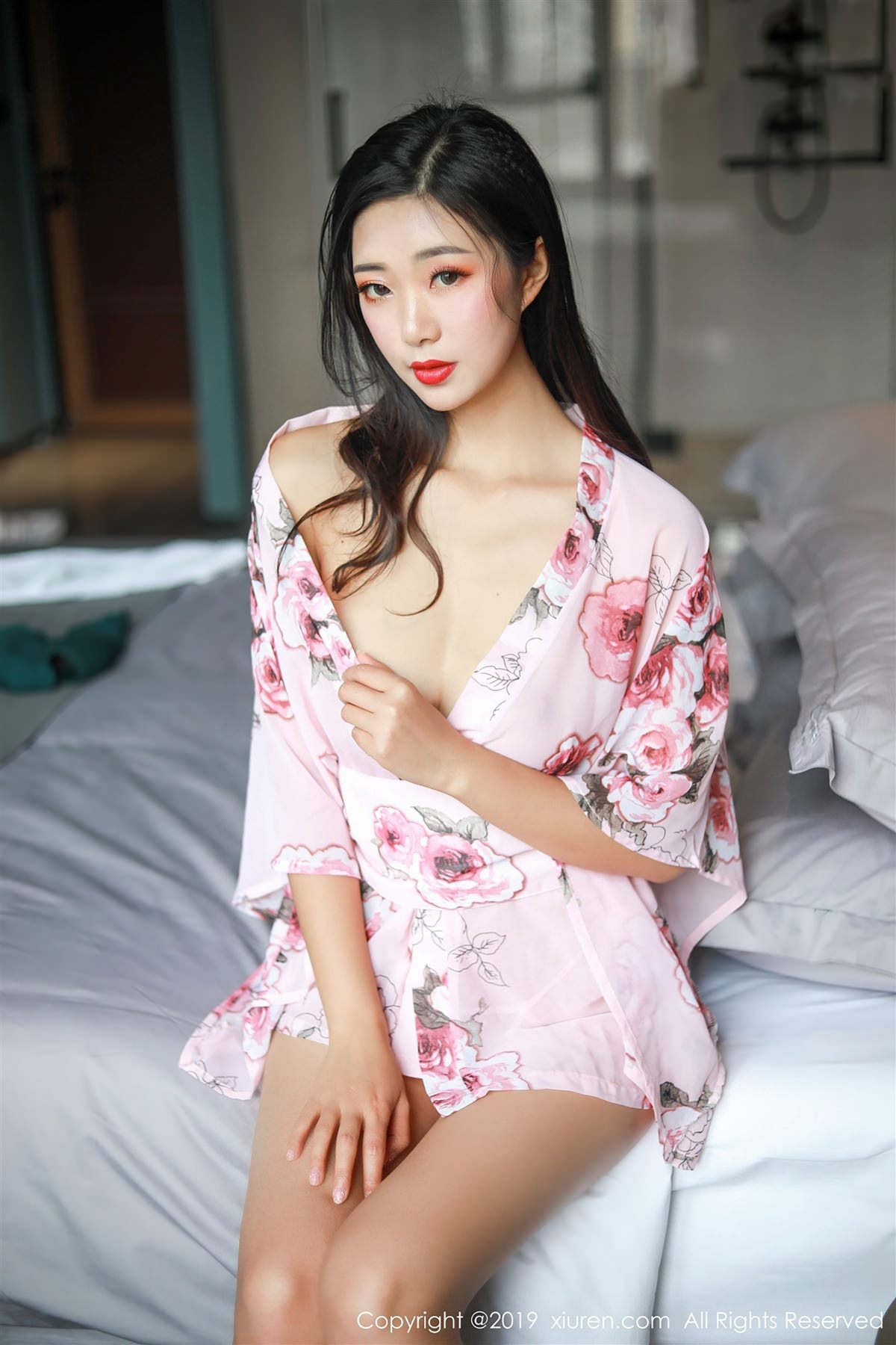 XiuRen No.1382 2P, Song Ki Ki, Xiuren