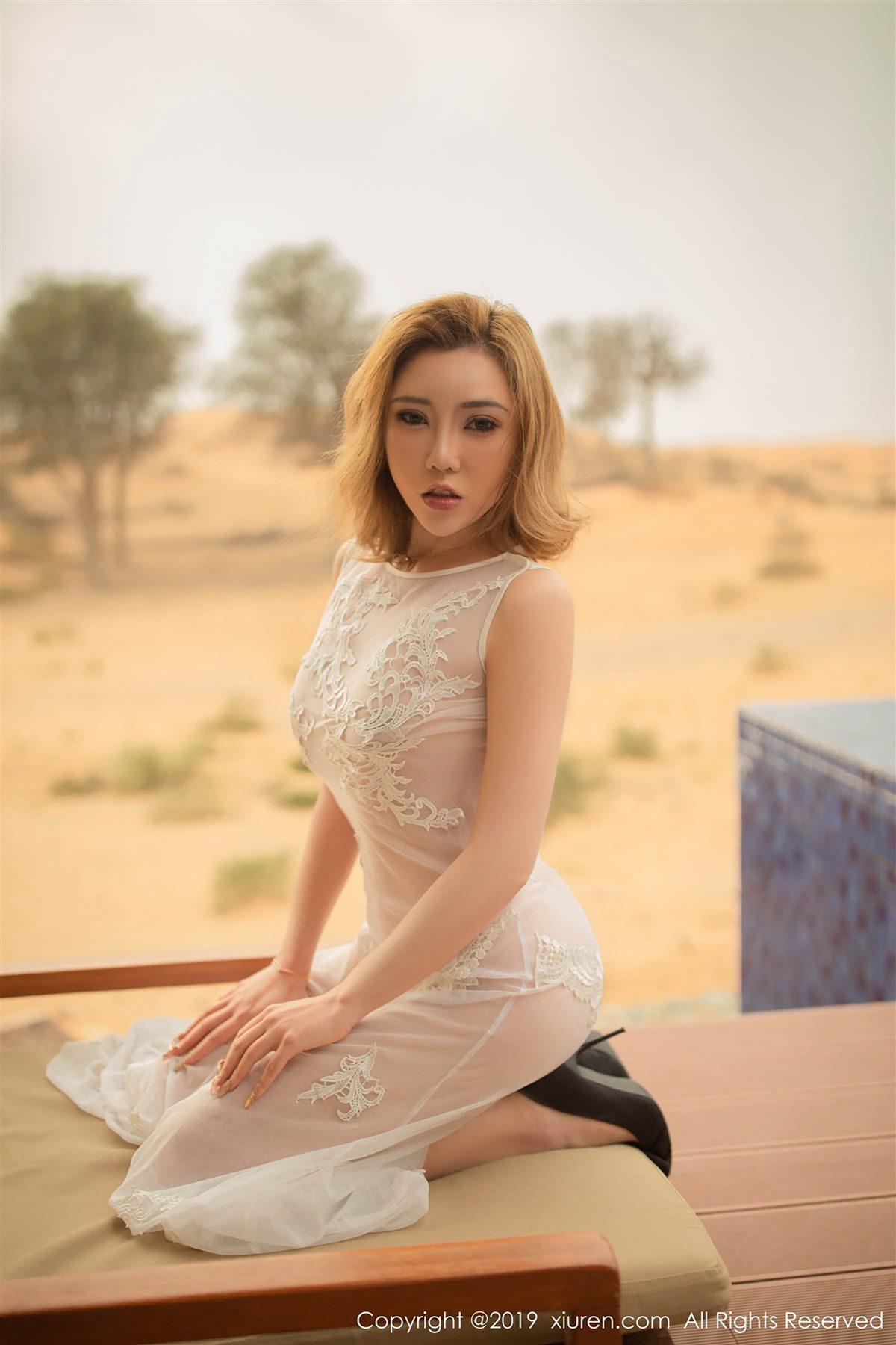 XiuRen No.1384 26P, Meng Han Yao, Xiuren