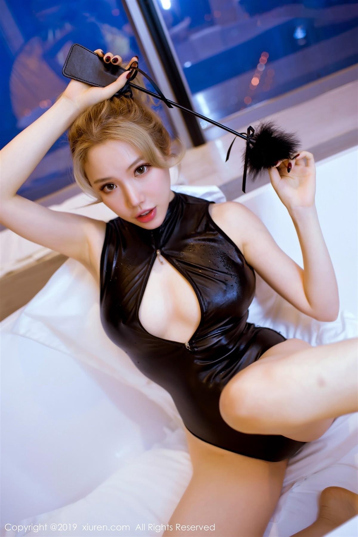 XiuRen No.1386 3P, Huang Le Ran, Xiuren
