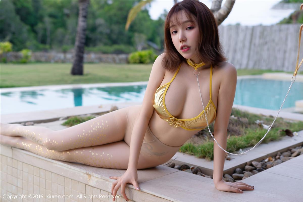 XiuRen No.1389 14P, Huang Le Ran, Xiuren