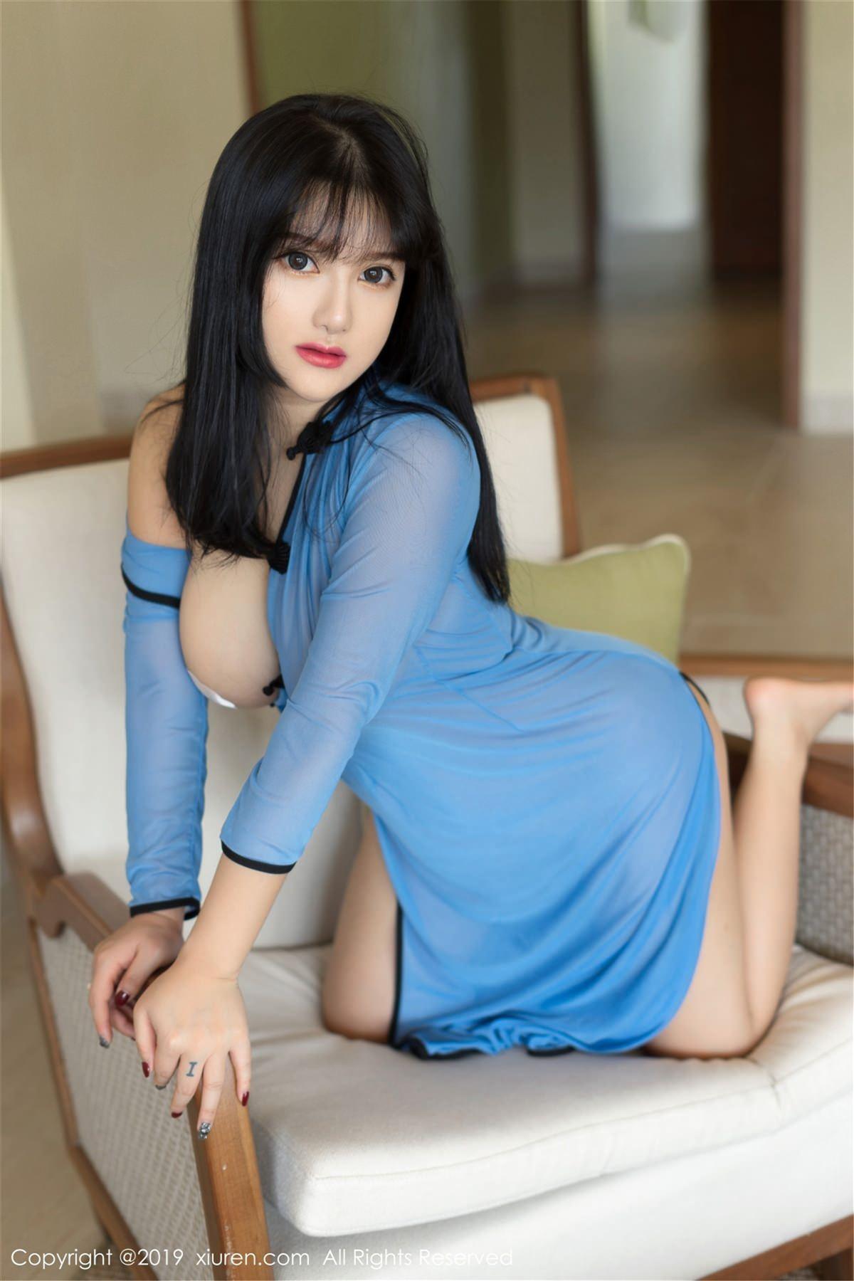 XiuRen No.1392 35P, Lu Lu Xiao Miao, Xiuren