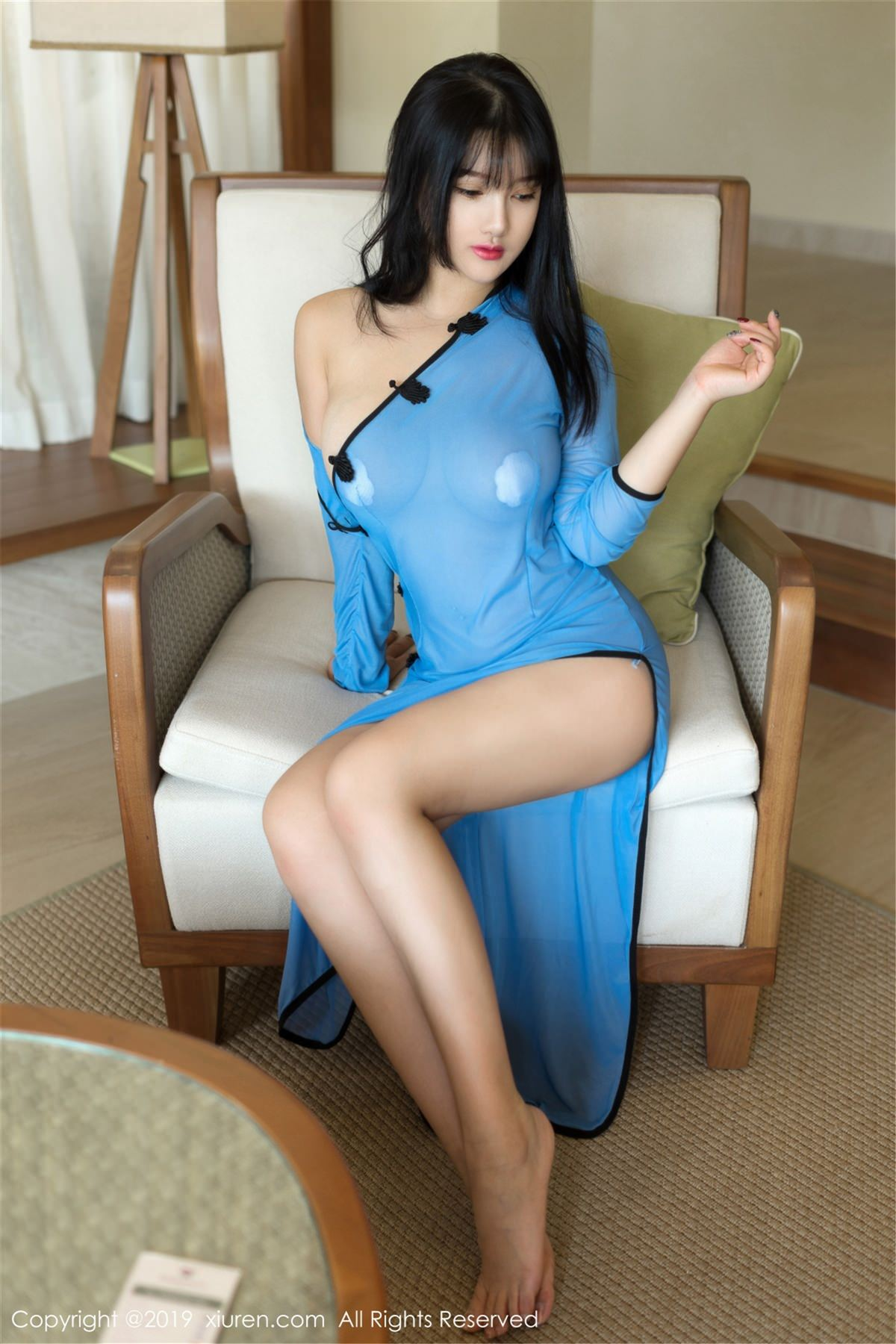 XiuRen No.1392 36P, Lu Lu Xiao Miao, Xiuren