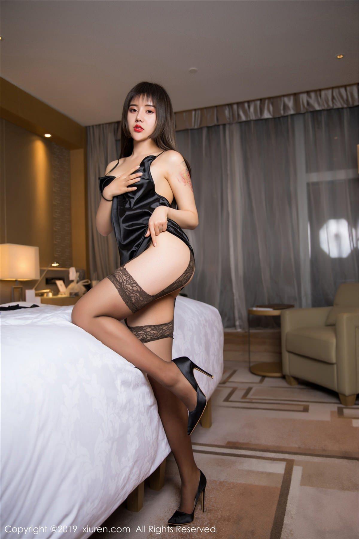 XiuRen No.1401 18P, Xiuren, Zhuo Ya Qi