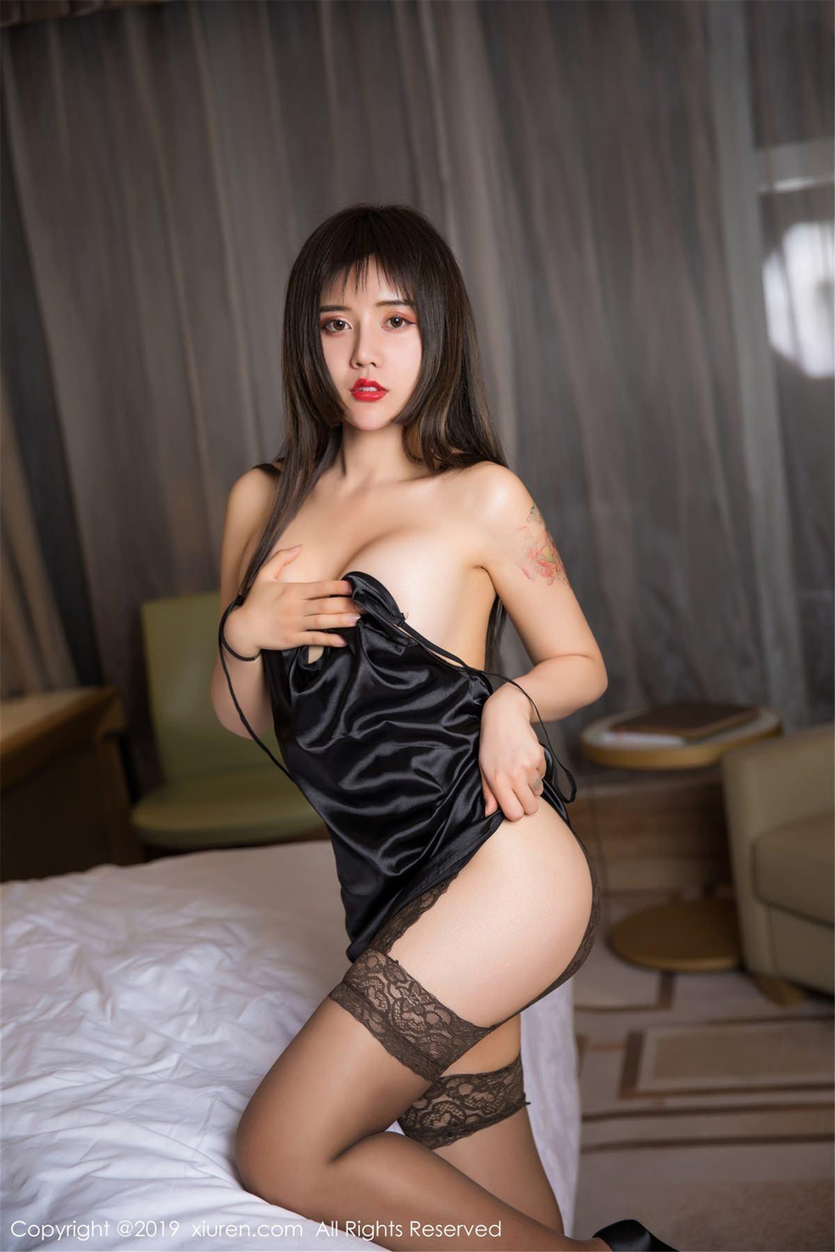 XiuRen No.1401 19P, Xiuren, Zhuo Ya Qi