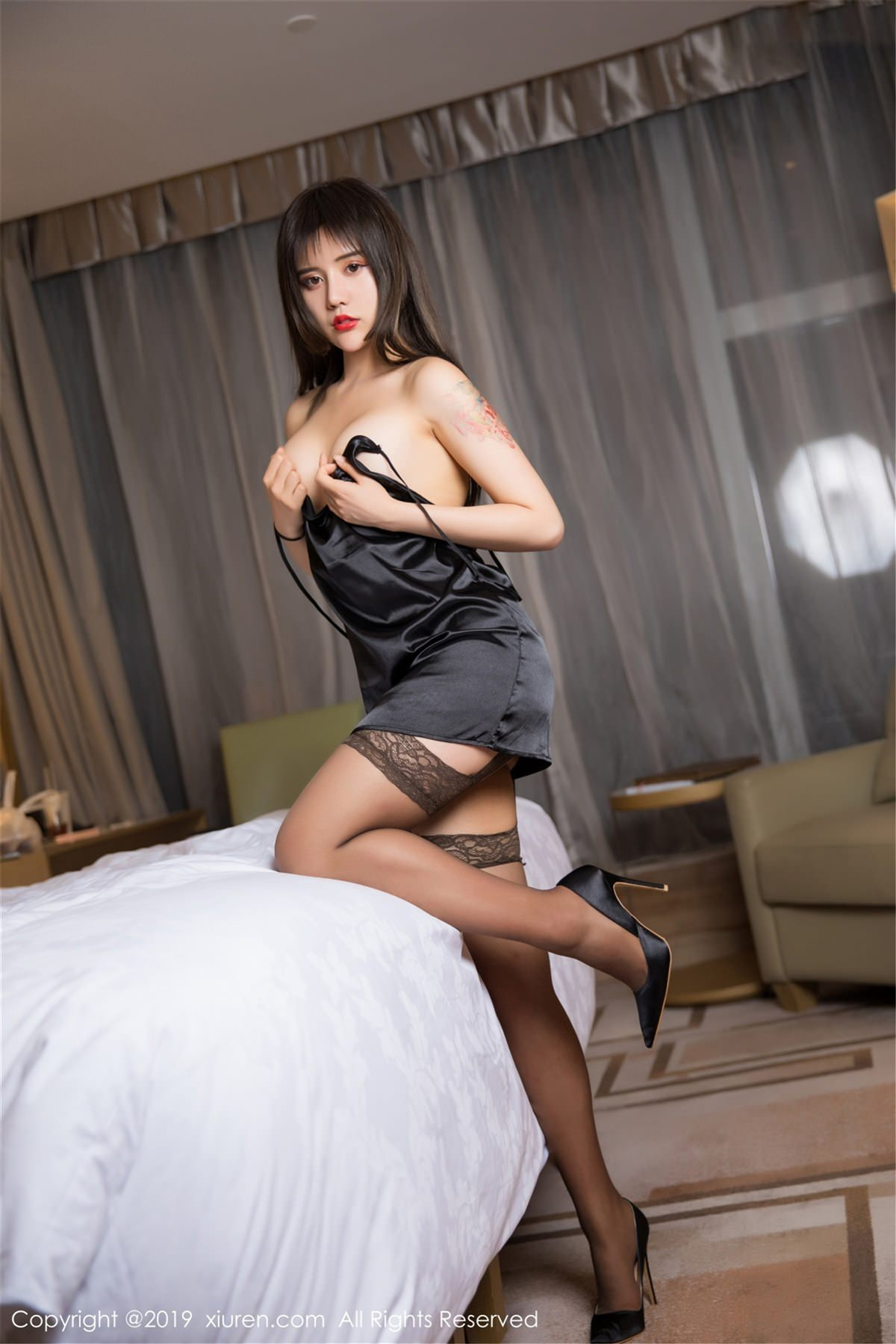 XiuRen No.1401 20P, Xiuren, Zhuo Ya Qi