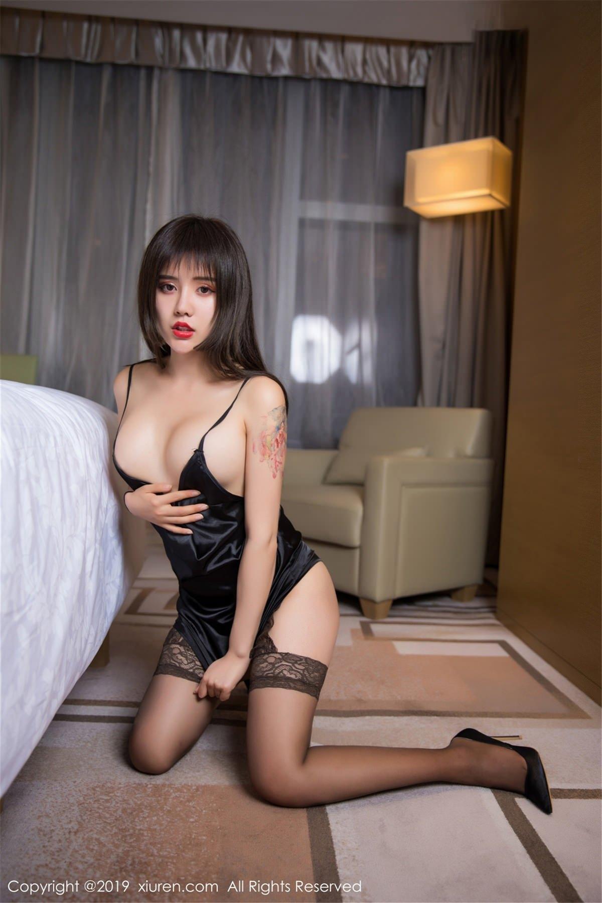 XiuRen No.1401 23P, Xiuren, Zhuo Ya Qi