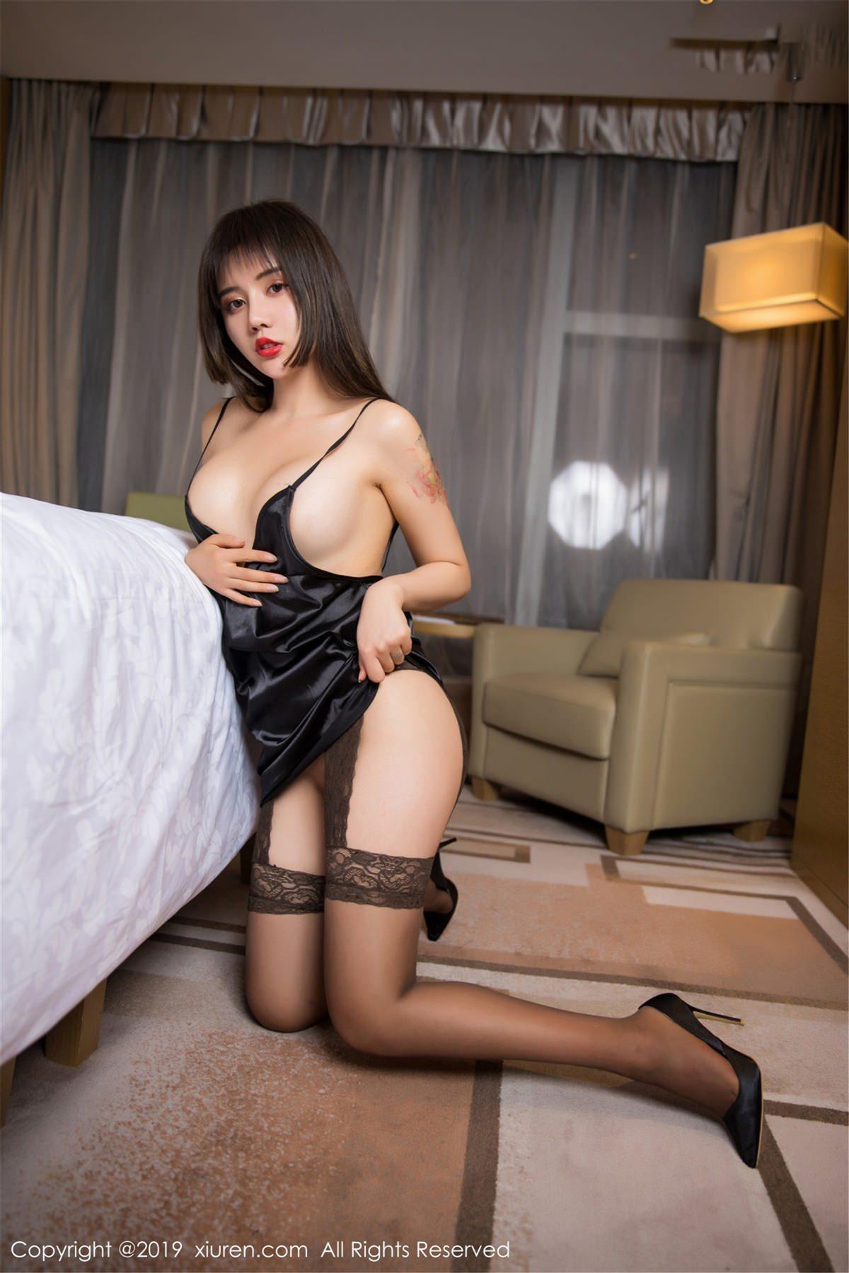 XiuRen No.1401 24P, Xiuren, Zhuo Ya Qi