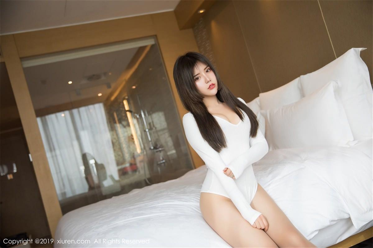 XiuRen No.1401 2P, Xiuren, Zhuo Ya Qi