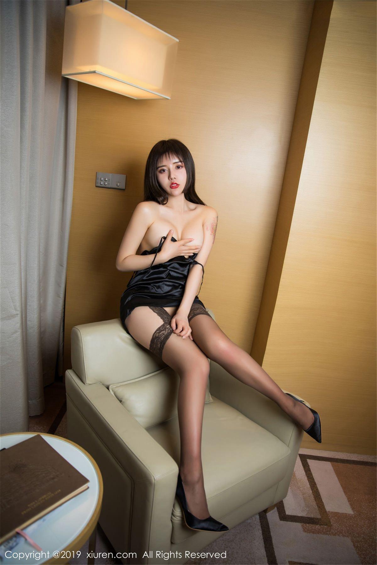 XiuRen No.1401 48P, Xiuren, Zhuo Ya Qi