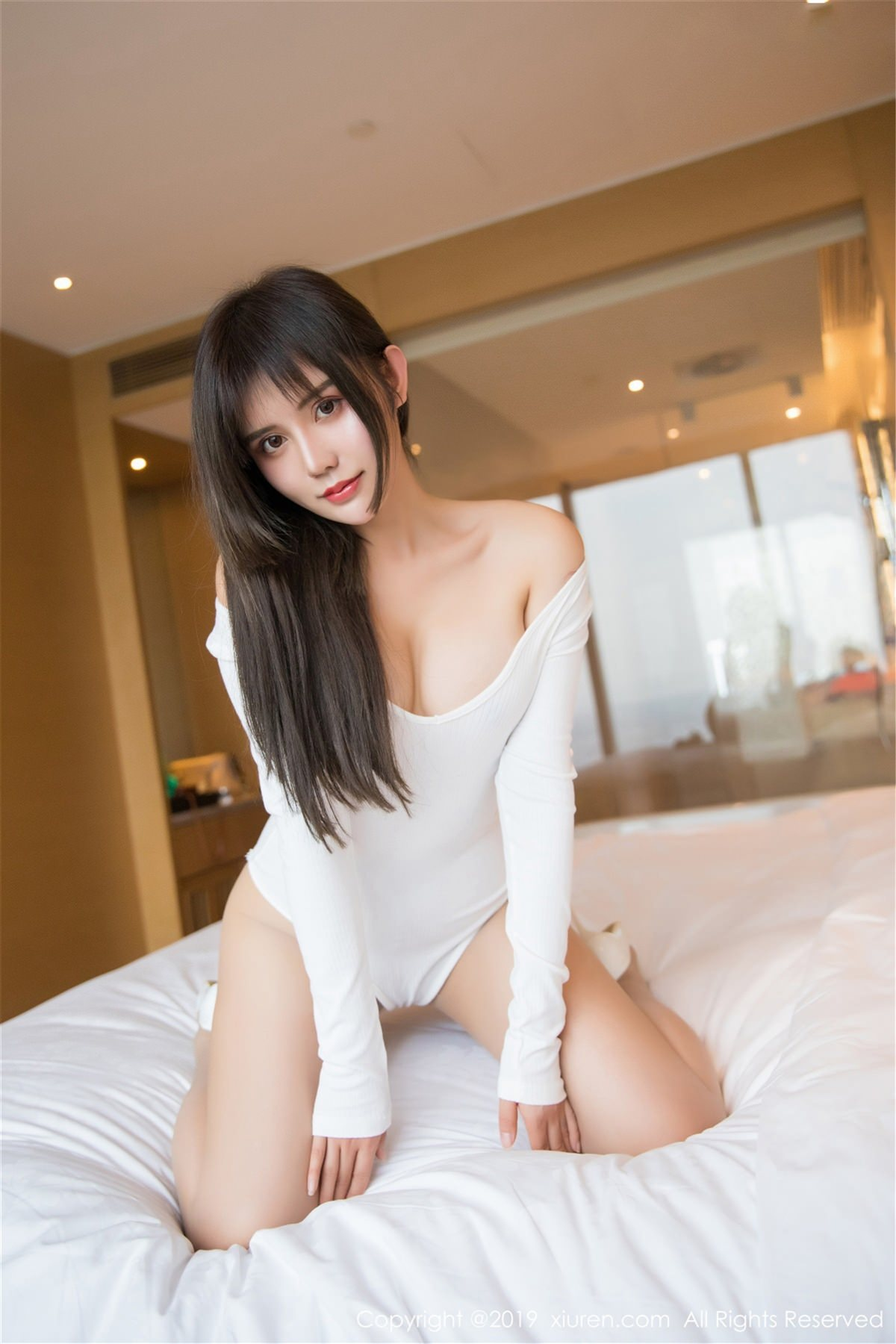 XiuRen No.1401 7P, Xiuren, Zhuo Ya Qi