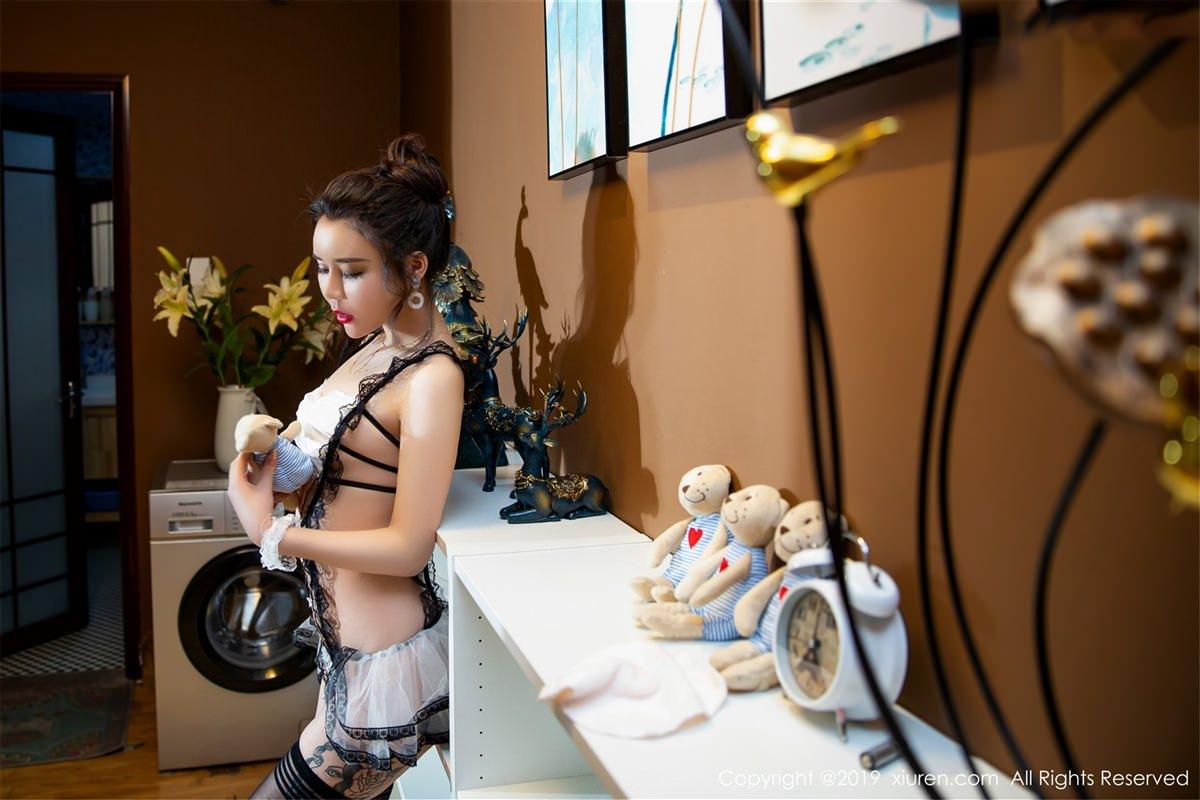 XiuRen No.1410 10P, Ai Li Sha Lisa, Xiuren