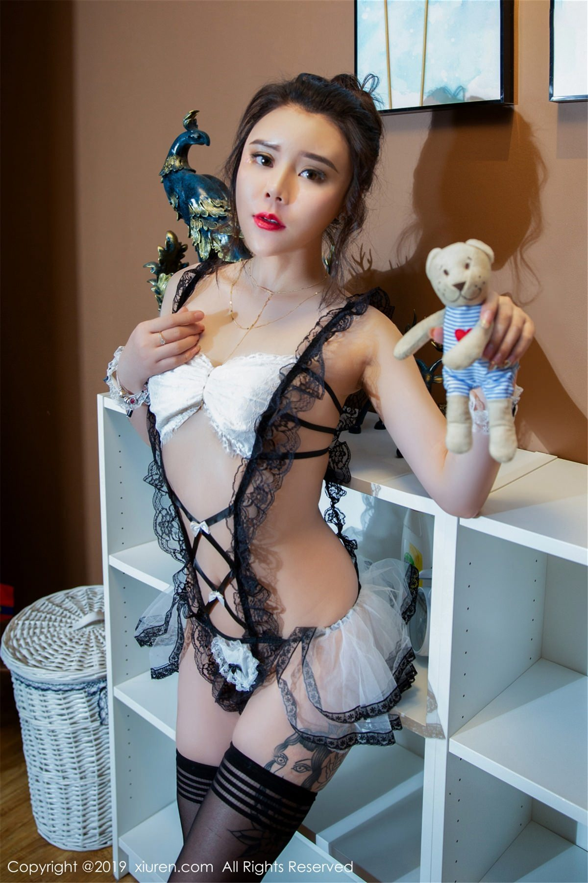 XiuRen No.1410 14P, Ai Li Sha Lisa, Xiuren