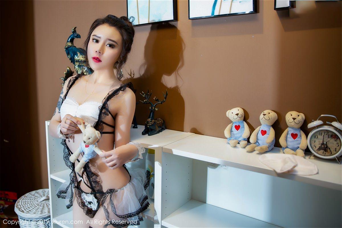 XiuRen No.1410 16P, Ai Li Sha Lisa, Xiuren